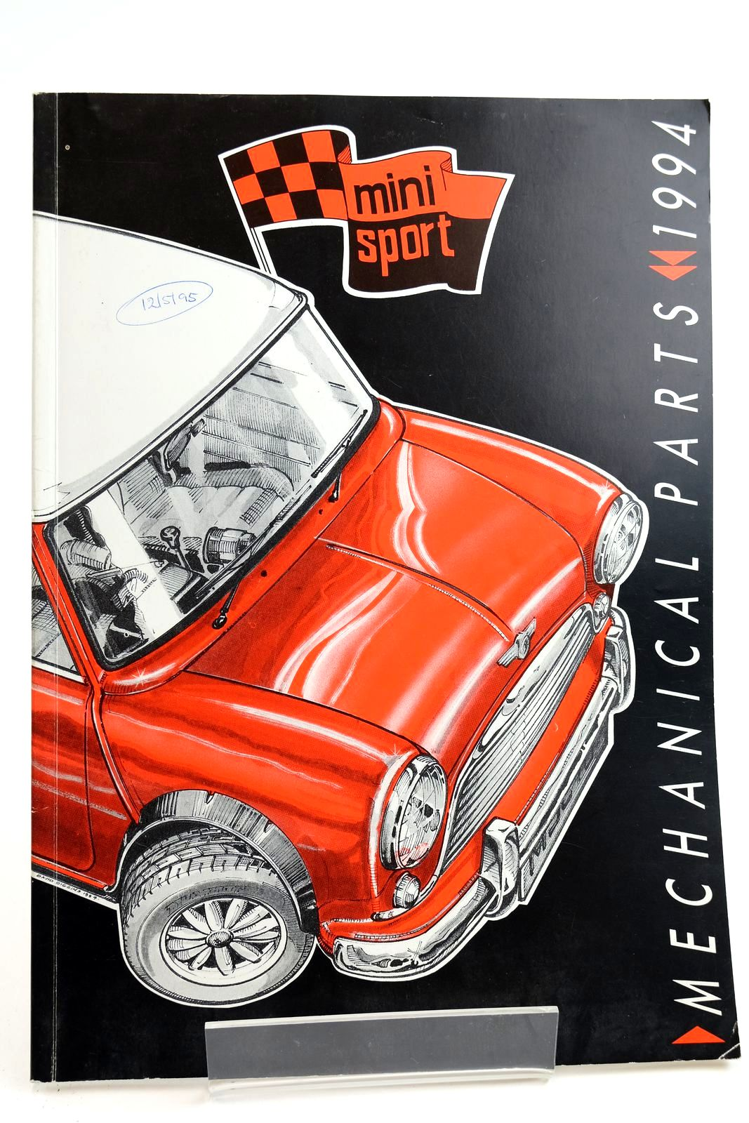 Photo of MINI MECHANICAL PARTS CATALOGUE 1959 - 1994- Stock Number: 2132261