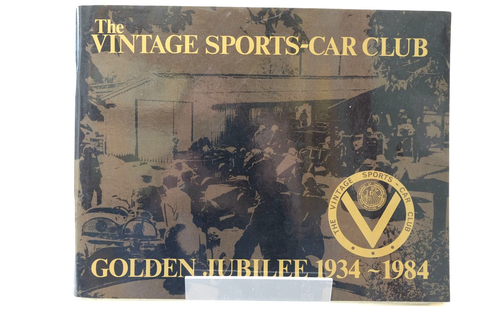 Photo of THE VINTAGE SPORTS-CAR CLUB GOLDEN JUBILEE 1934-1984- Stock Number: 2132264