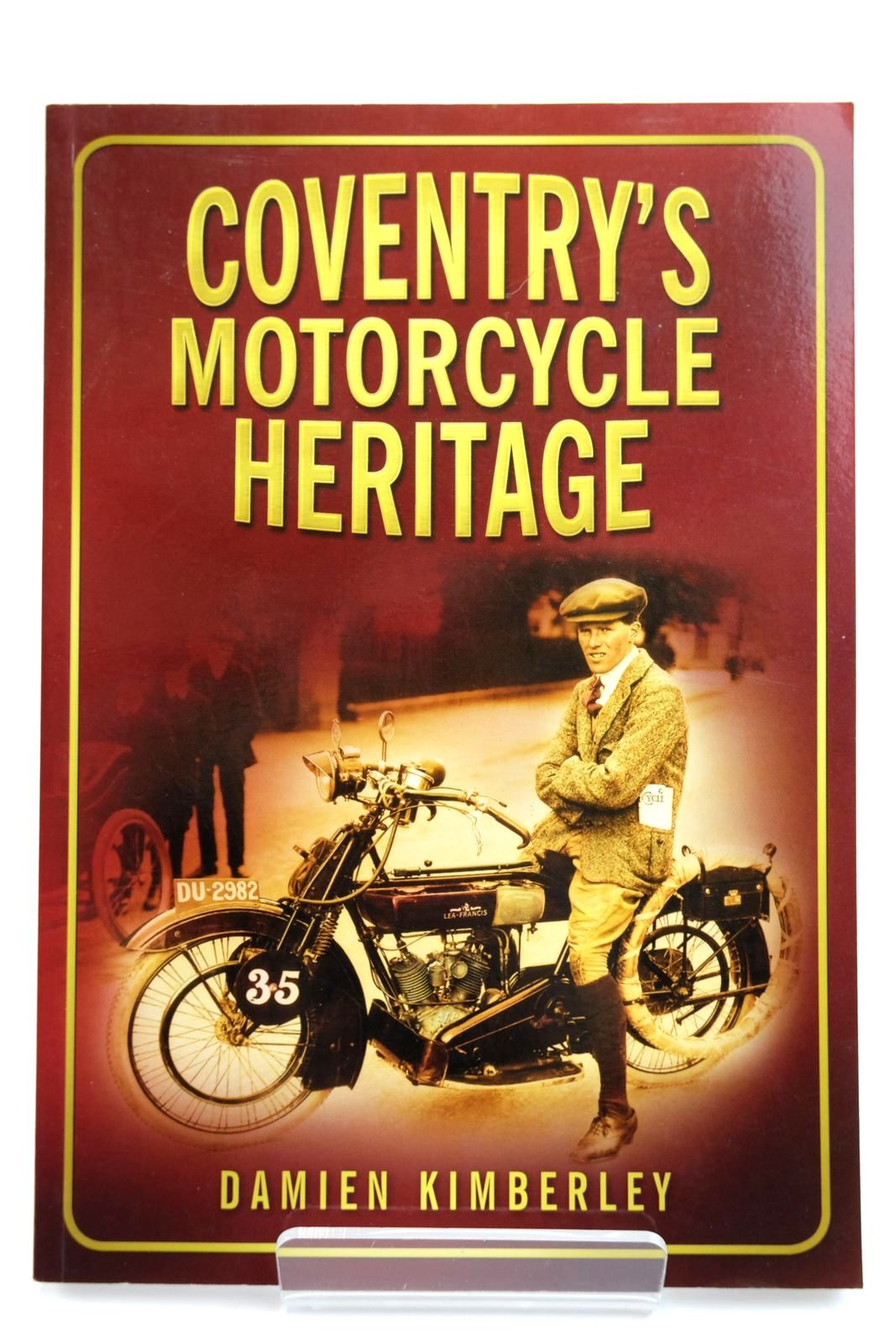 Photo of COVENTRY'S MOTORCYCLE HERITAGE- Stock Number: 2132275