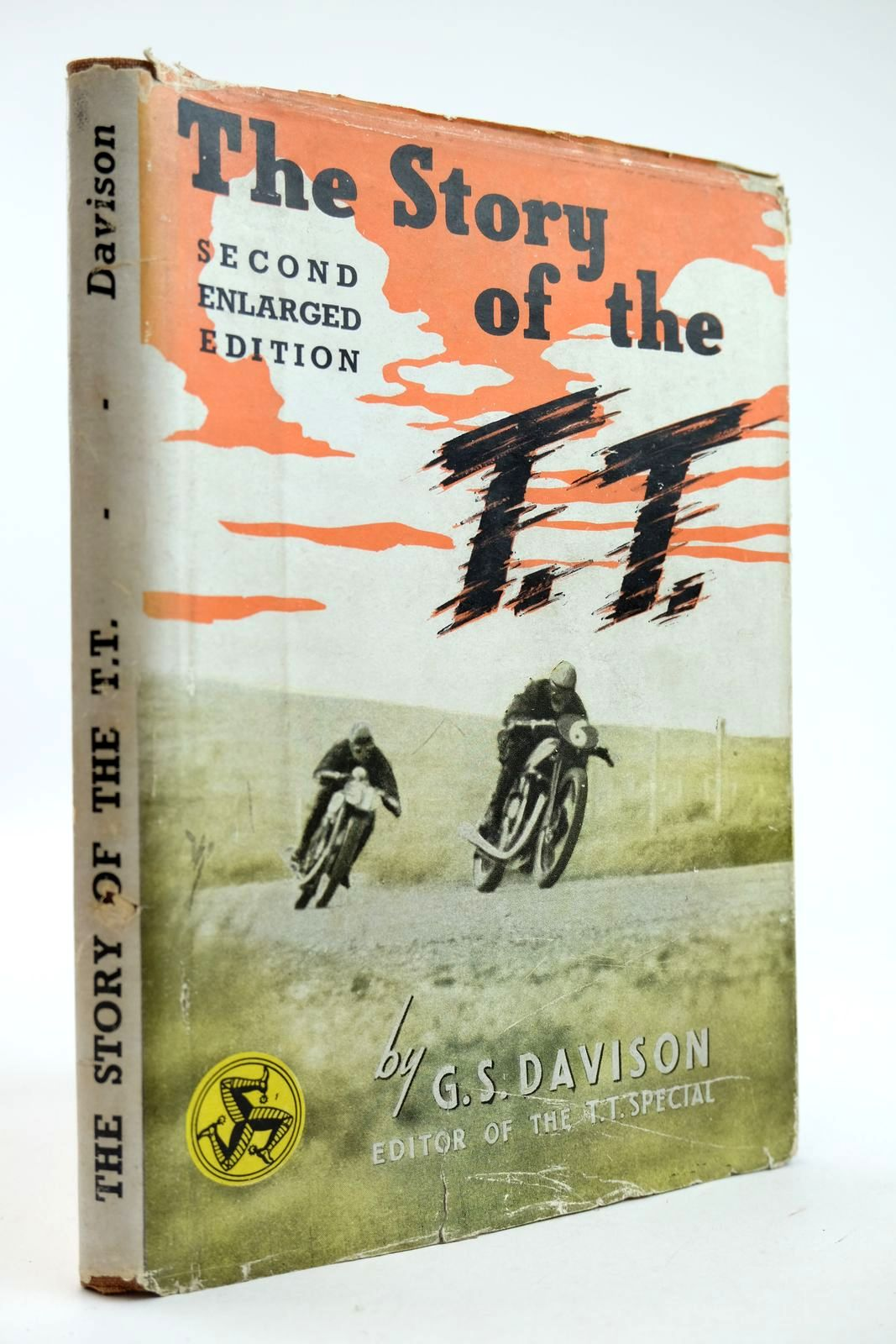 Photo of THE STORY OF THE T.T. written by Davison, G.S. published by The T.T. Special (STOCK CODE: 2132281)  for sale by Stella & Rose's Books