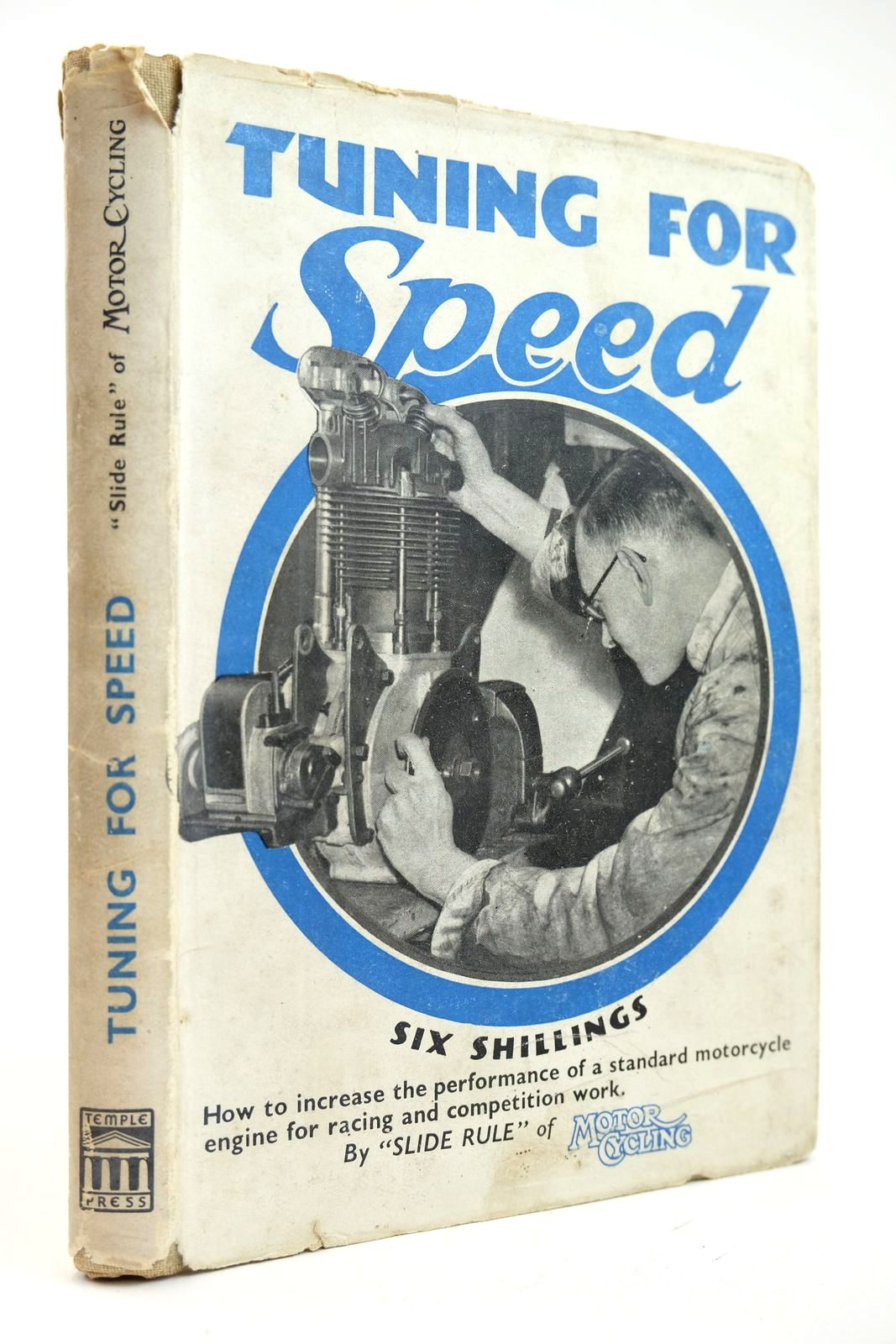 Photo of TUNING FOR SPEED written by Irving, P.E. published by Temple Press, The English Universities Press Ltd. (STOCK CODE: 2132284)  for sale by Stella & Rose's Books