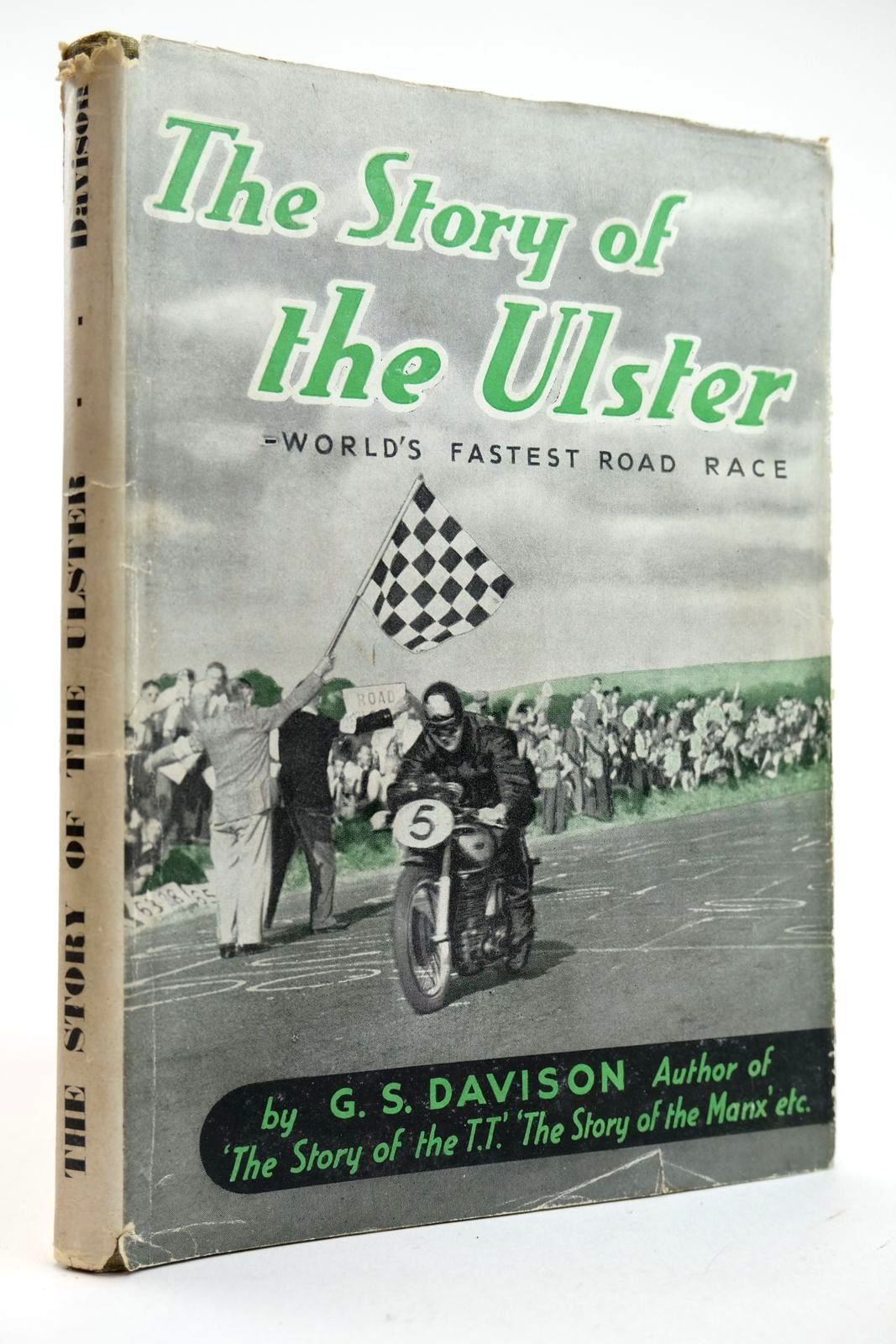 Photo of THE STORY OF THE ULSTER written by Davison, G.S. published by The T.T. Special (STOCK CODE: 2132287)  for sale by Stella & Rose's Books