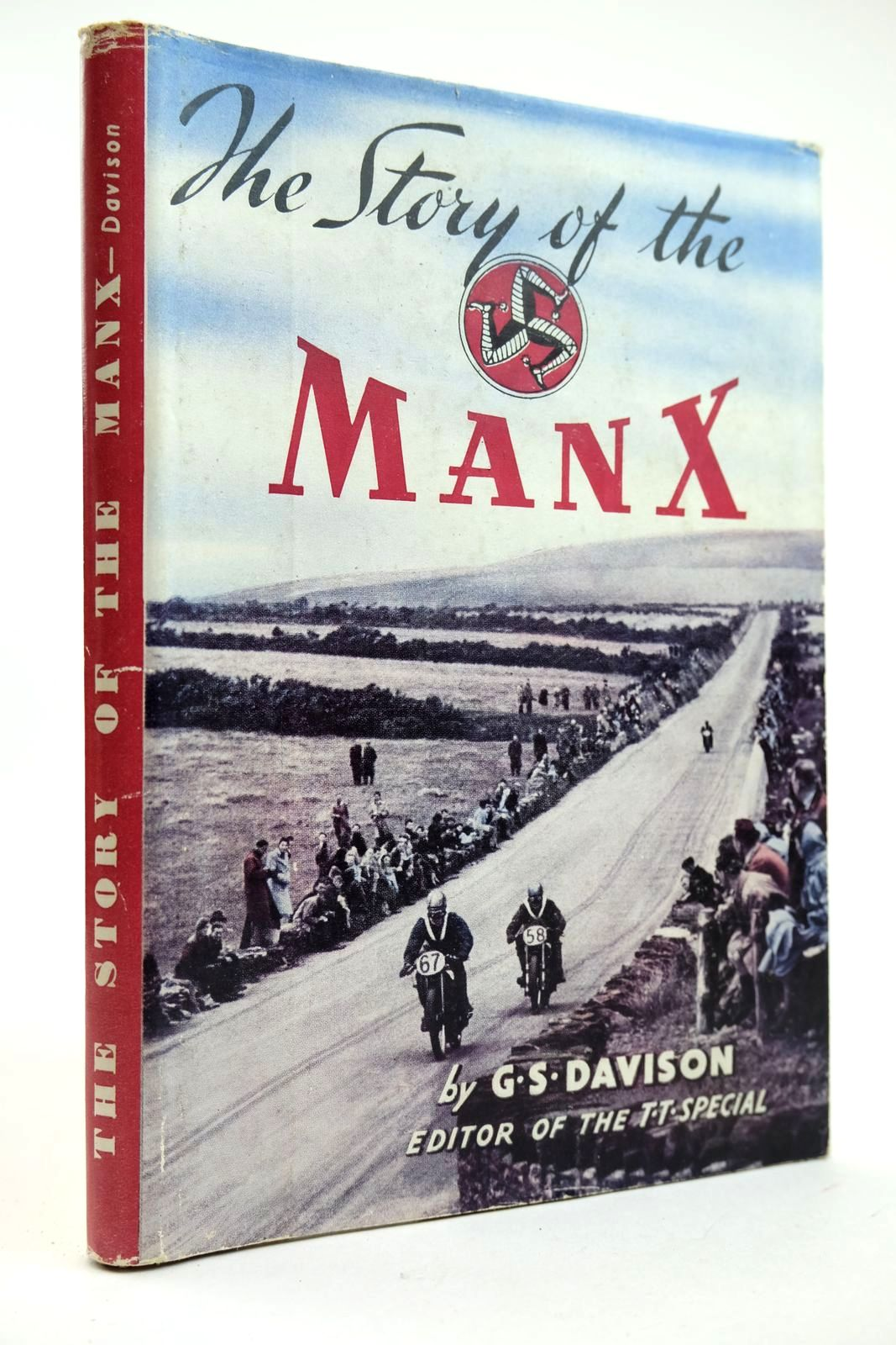 Photo of THE STORY OF THE MANX written by Davison, G.S. published by The T.T. Special (STOCK CODE: 2132289)  for sale by Stella & Rose's Books