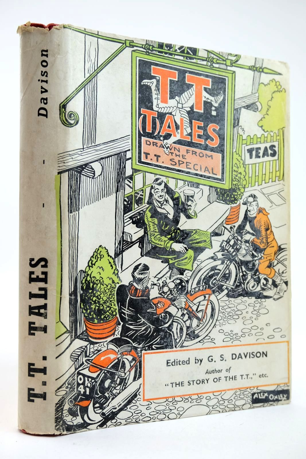 Photo of T.T. TALES - AND OTHER STORIES written by Davison, G.S.
