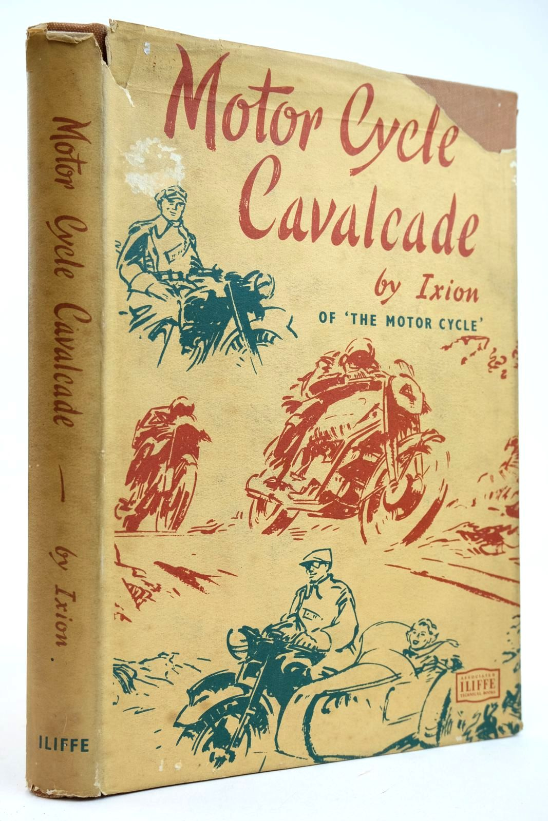 Photo of MOTOR CYCLE CAVALCADE written by Ixion,  published by Iliffe & Sons Limited (STOCK CODE: 2132292)  for sale by Stella & Rose's Books