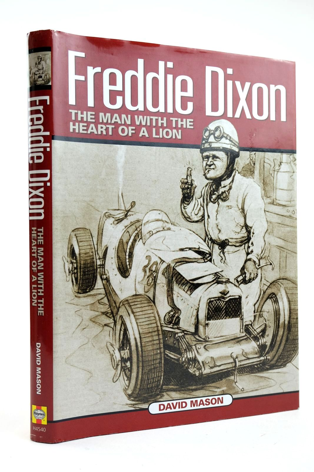 Photo of FREDDIE DIXON THE MAN WITH THE HEART OF A LION