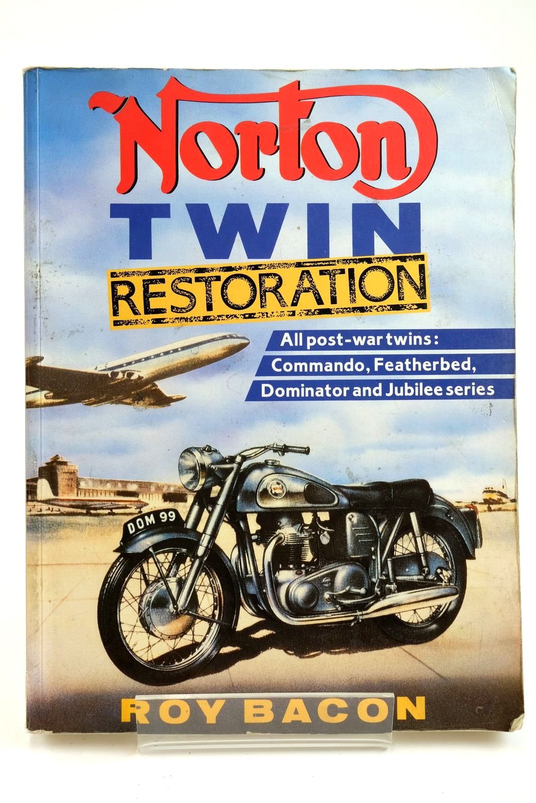 Photo of NORTON TWIN RESTORATION written by Bacon, Roy published by Osprey Publications Ltd (STOCK CODE: 2132297)  for sale by Stella & Rose's Books