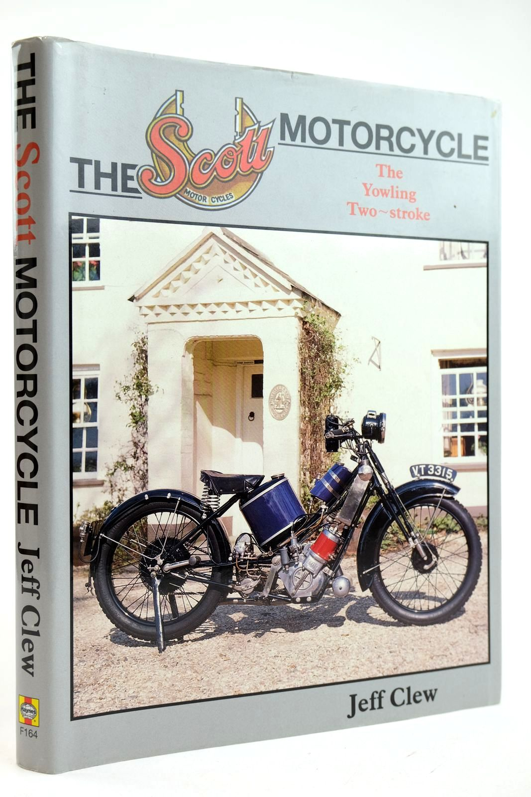 Photo of THE SCOTT MOTORCYCLE written by Clew, Jeff published by Foulis, Haynes (STOCK CODE: 2132302)  for sale by Stella & Rose's Books