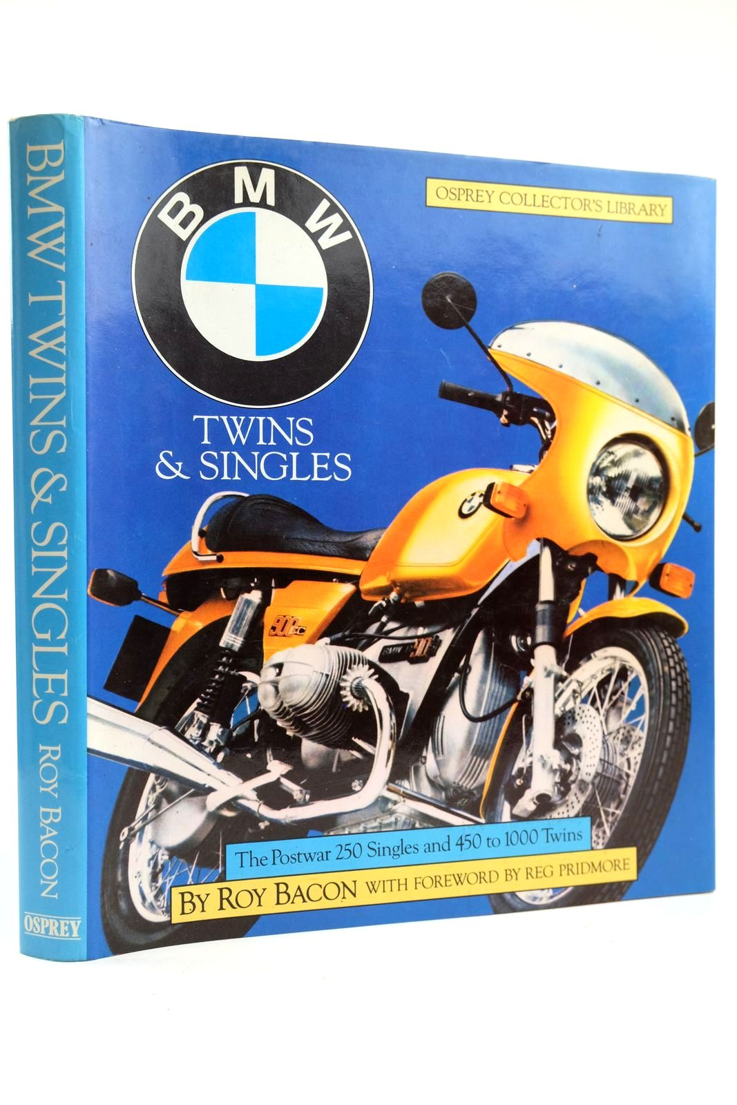 Photo of BMW TWINS AND SINGLES written by Bacon, Roy published by Osprey Publishing (STOCK CODE: 2132303)  for sale by Stella & Rose's Books