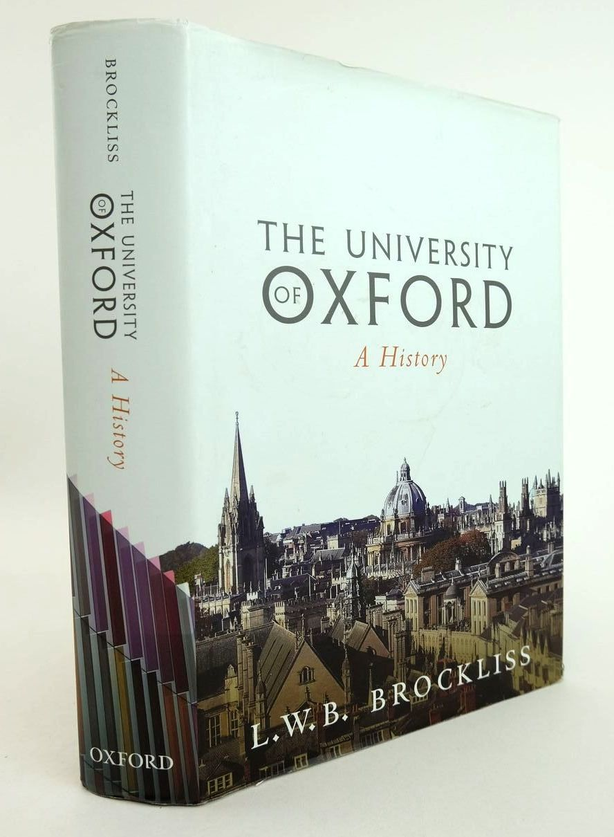 Photo of THE UNIVERSITY OF OXFORD A HISTORY- Stock Number: 2132311