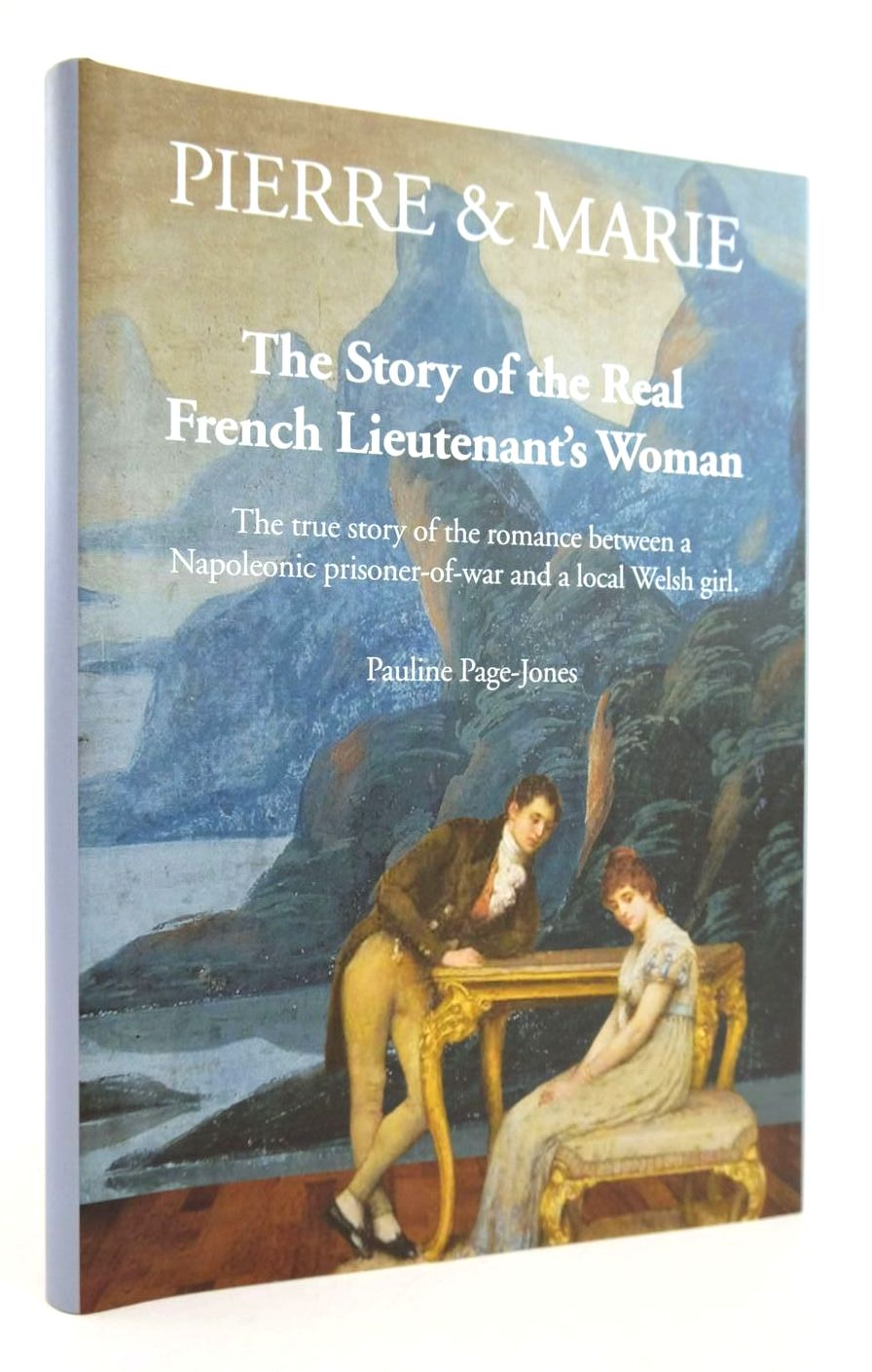 Photo of PIERRE & MARIE THE STORY OF THE REAL FRENCH LIEUTENANT'S WOMAN- Stock Number: 2132312