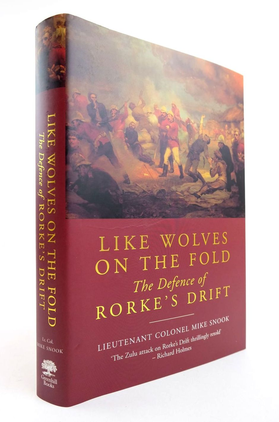 Photo of LIKE WOLVES ON THE FOLD THE DEFENCE OF RORKE'S DRIFT- Stock Number: 2132318