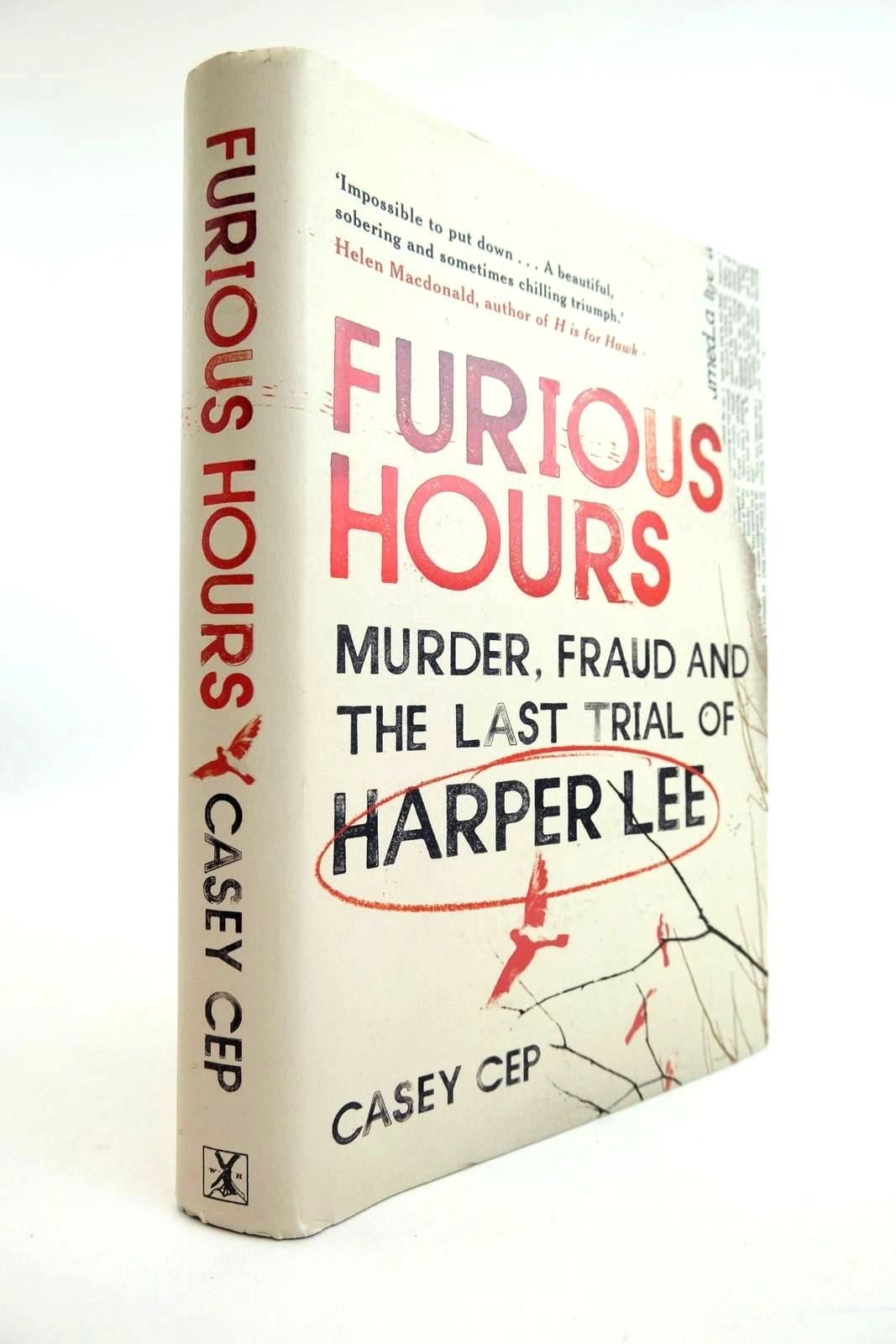 Photo of FURIOUS HOURS written by Cep, Casey published by William Heinemann (STOCK CODE: 2132319)  for sale by Stella & Rose's Books