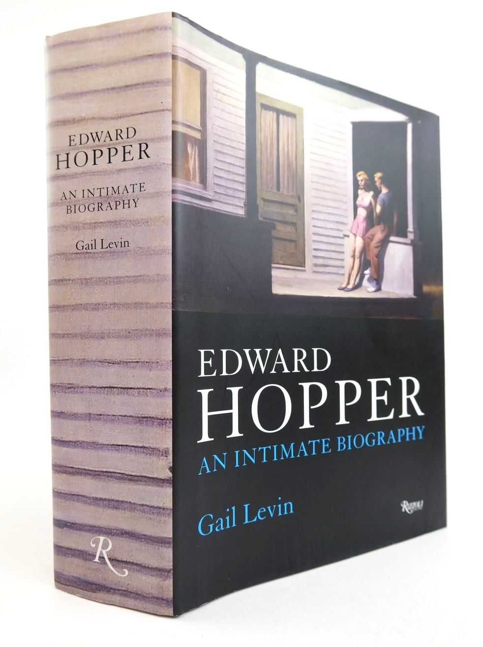 Photo of EDWARD HOPPER AN INTIMATE BIOGRAPHY
