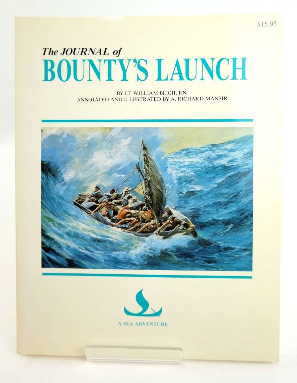 Photo of THE JOURNAL OF BOUNTY'S LAUNCH- Stock Number: 2132324