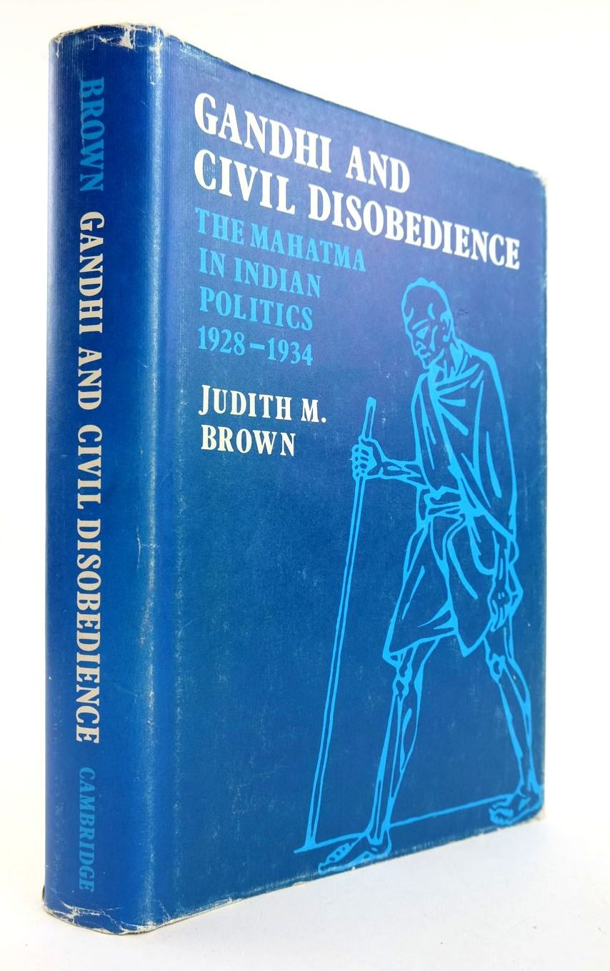 Photo of GANDHI AND CIVIL DISOBEDIENCE written by Brown, Judith M. published by Cambridge University Press (STOCK CODE: 2132334)  for sale by Stella & Rose's Books