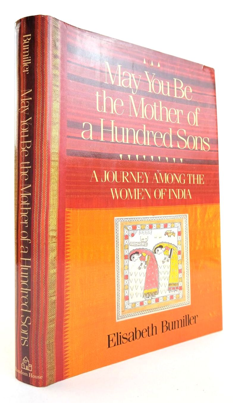Photo of MAY YOU BE THE MOTHER OF A HUNDRED SONS written by Bumiller, Elisabeth published by Random House (STOCK CODE: 2132336)  for sale by Stella & Rose's Books
