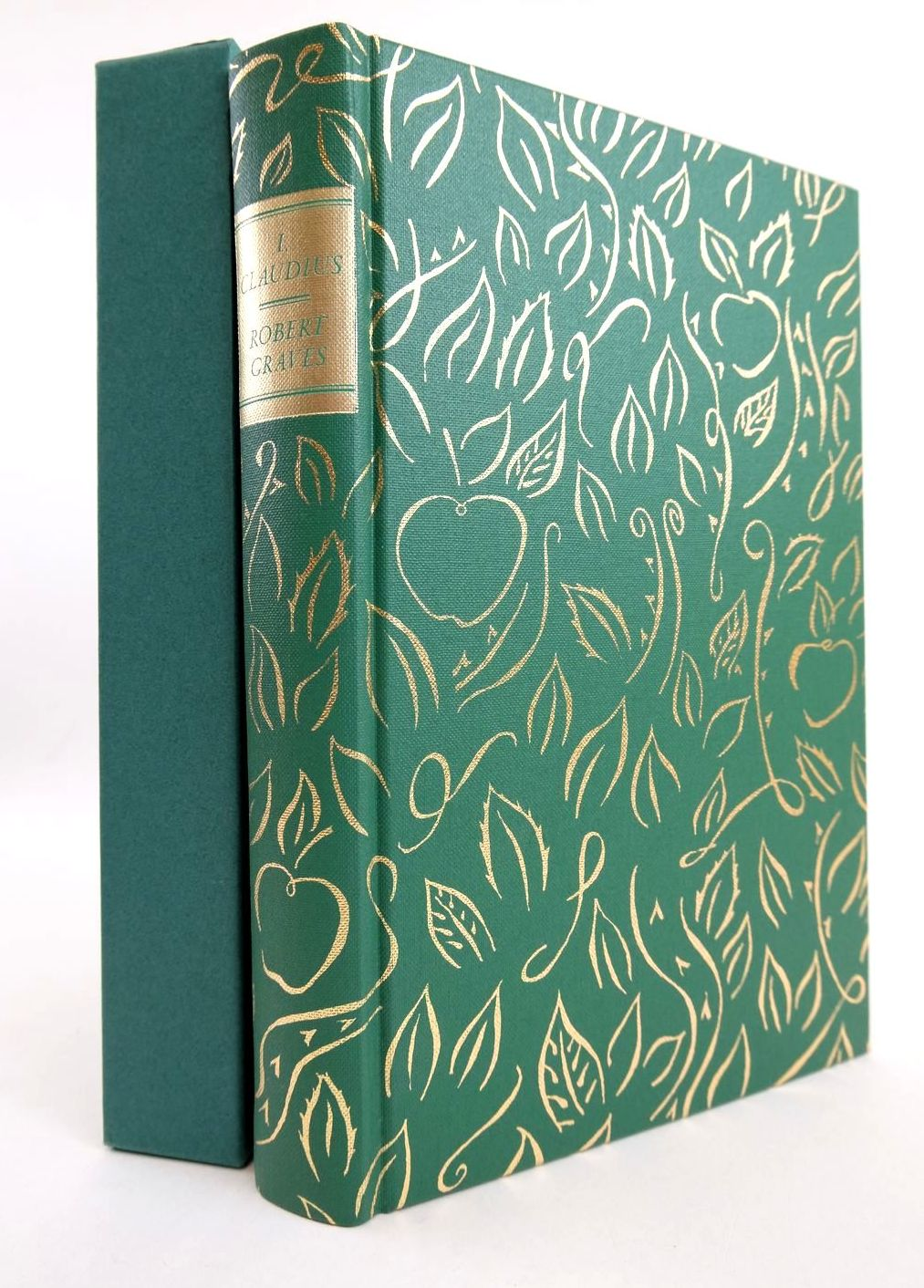 Photo of I, CLAUDIUS written by Graves, Robert Massie, Allan illustrated by Packer, Neil published by Folio Society (STOCK CODE: 2132341)  for sale by Stella & Rose's Books
