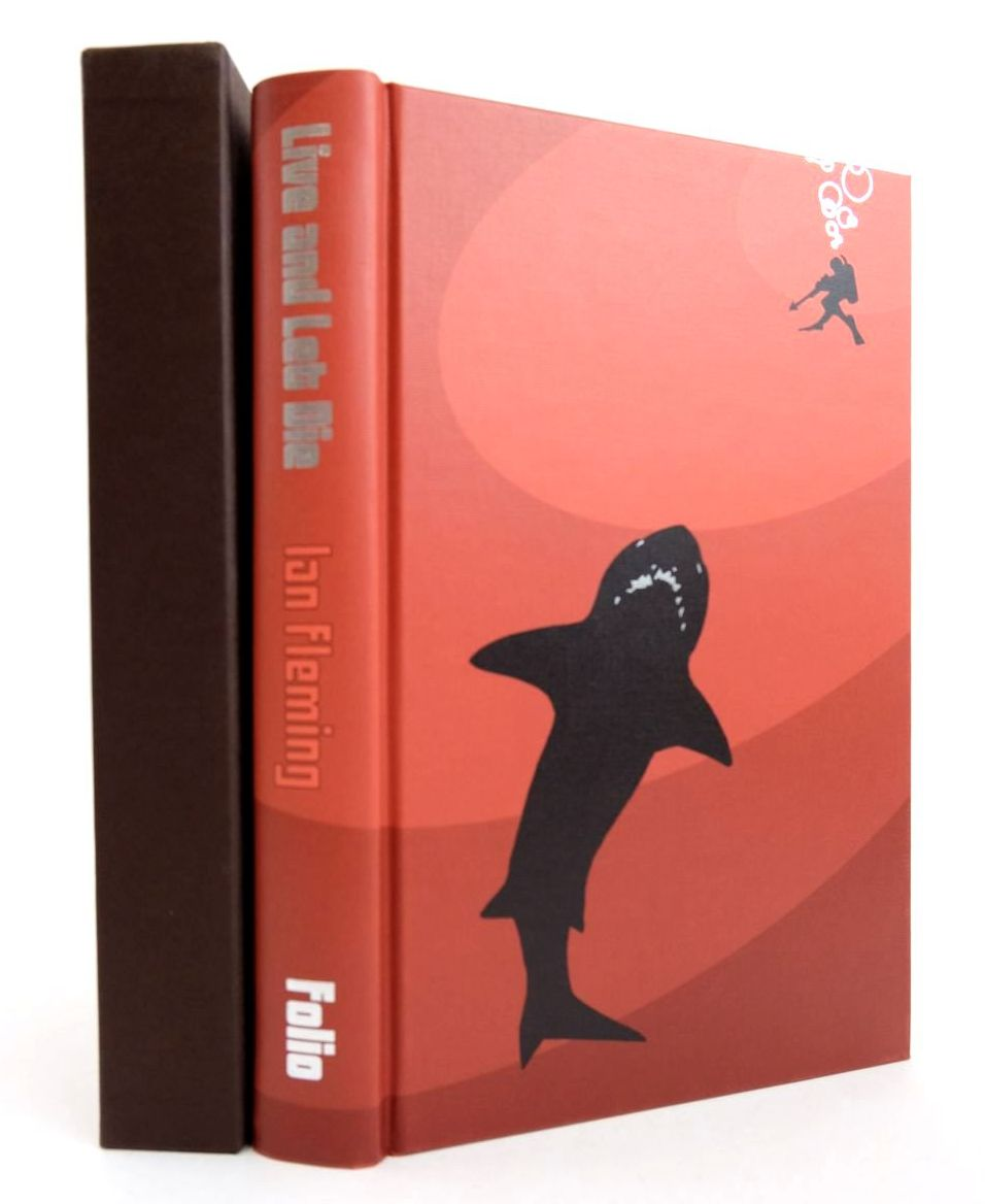 Photo of LIVE AND LET DIE written by Fleming, Ian Follett, Ken illustrated by Hayes, Lyndon published by Folio Society (STOCK CODE: 2132345)  for sale by Stella & Rose's Books