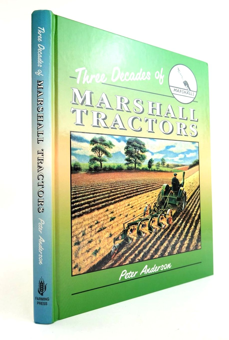 Photo of THREE DECADES MARSHALL TRACTORS- Stock Number: 2132346