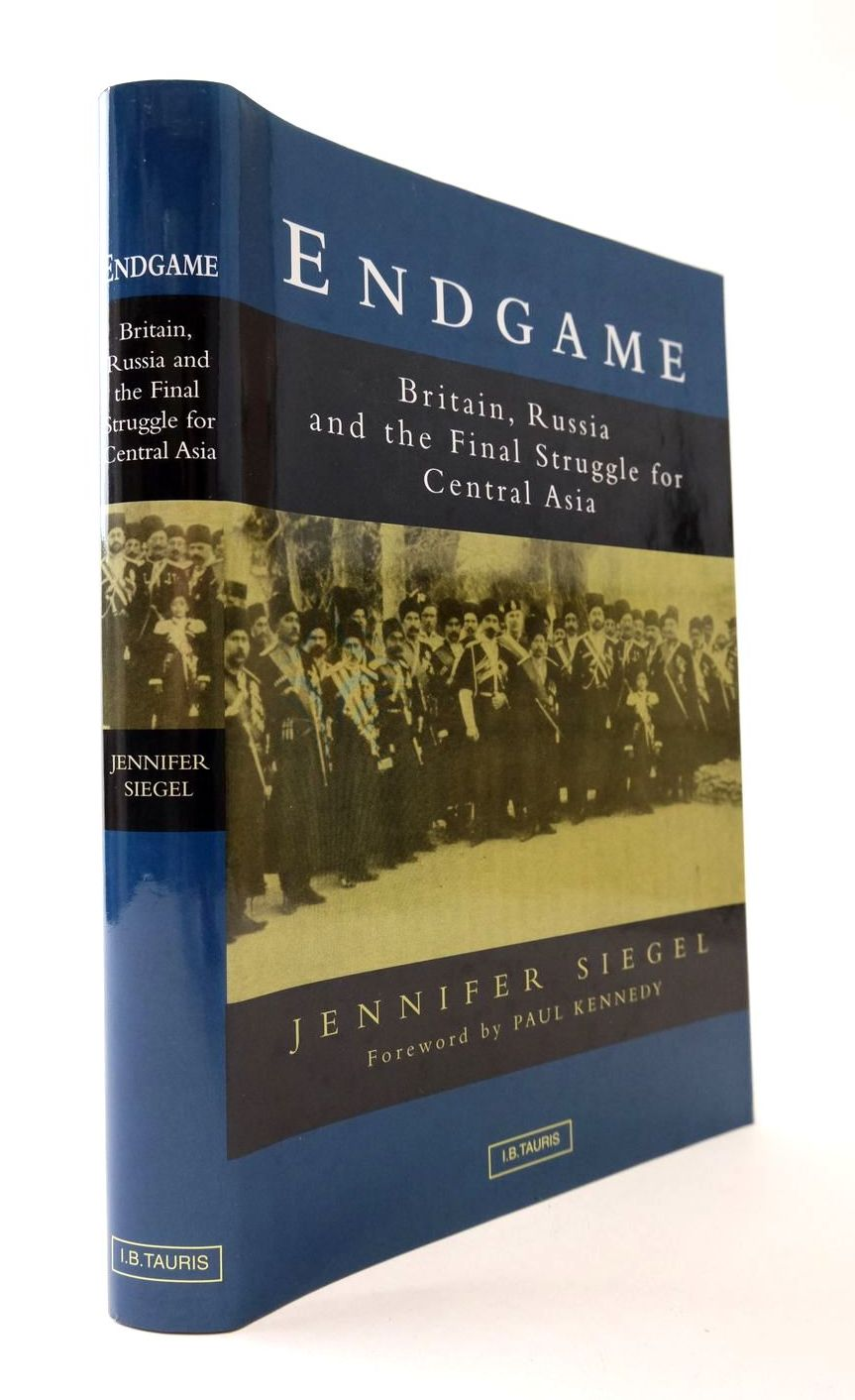 Photo of ENDGAME: BRITAIN, RUSSIA AND THE FINAL STRUGGLE FOR CENTRAL ASIA written by Siegel, Jennifer published by I.B. Tauris & Co. Ltd. (STOCK CODE: 2132353)  for sale by Stella & Rose's Books