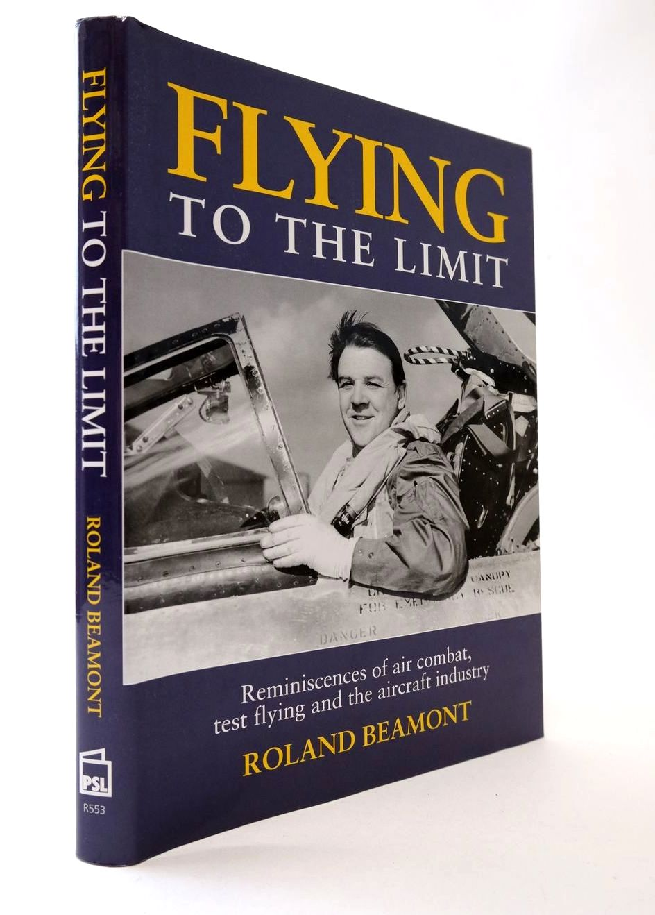 Photo of FLYING TO THE LIMIT written by Beamont, Roland published by Patrick Stephens Limited (STOCK CODE: 2132354)  for sale by Stella & Rose's Books