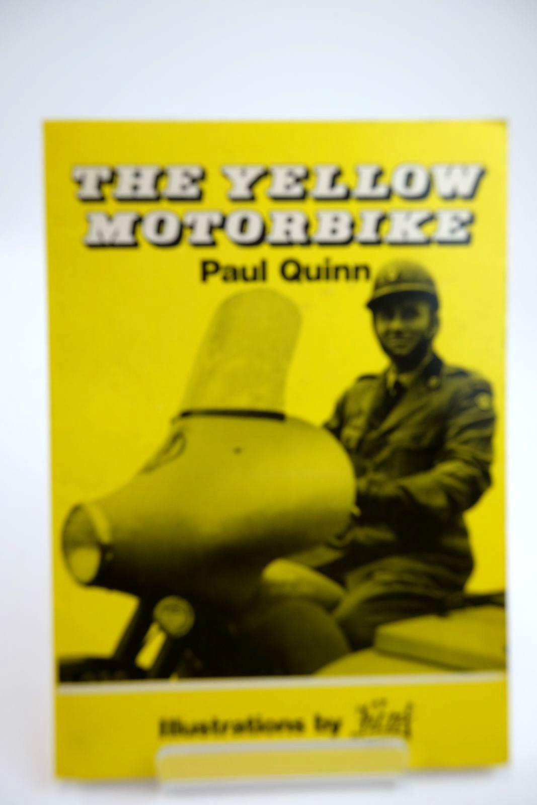 Photo of THE YELLOW MOTORBIKE- Stock Number: 2132358