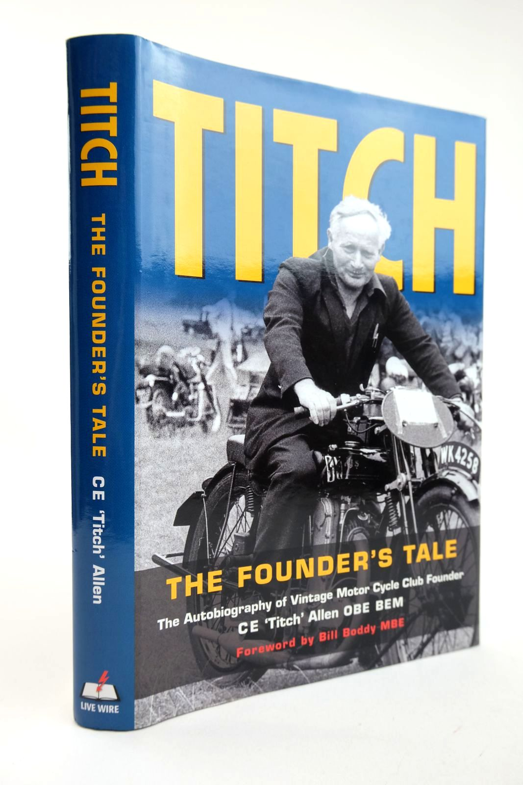 Photo of TITCH THE FOUNDER'S TALE written by Allen, C.E. published by Live Wire (STOCK CODE: 2132361)  for sale by Stella & Rose's Books