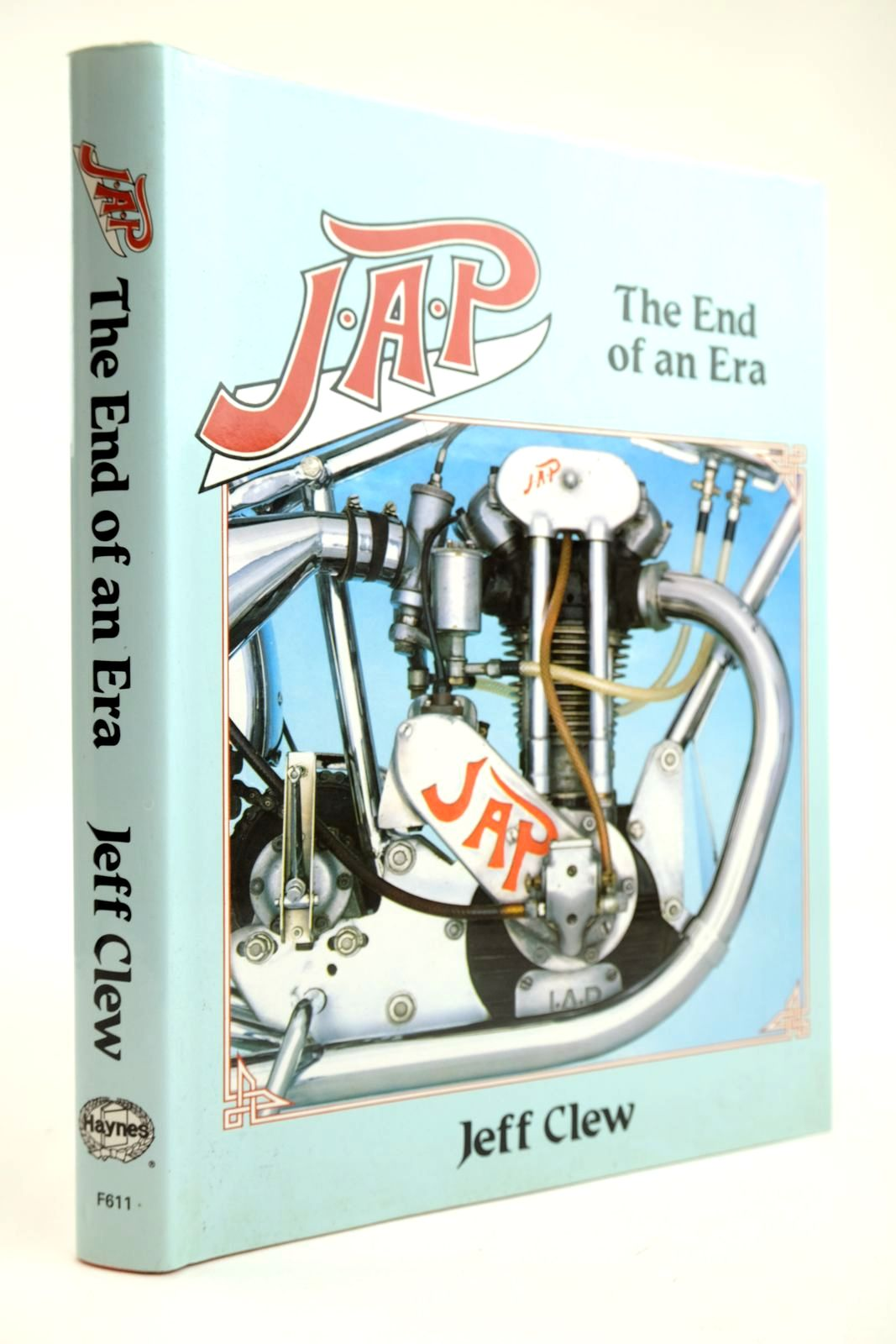 Photo of J.A.P. THE END OF AN ERA written by Clew, Jeffff published by Haynes Publishing Group (STOCK CODE: 2132363)  for sale by Stella & Rose's Books