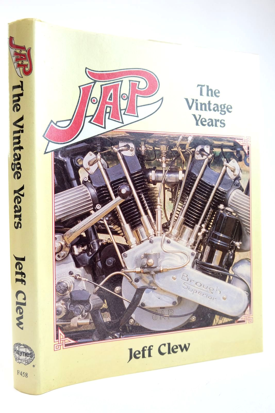 Photo of J.A.P. THE VINTAGE YEARS- Stock Number: 2132364