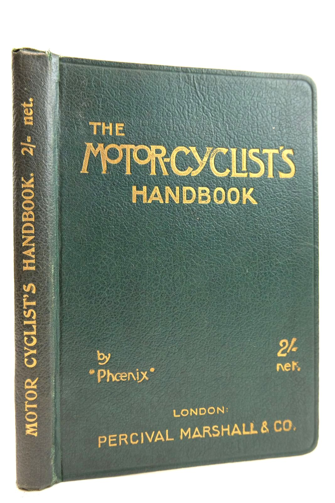 Photo of THE MOTOR CYCLIST'S HANDBOOK- Stock Number: 2132367