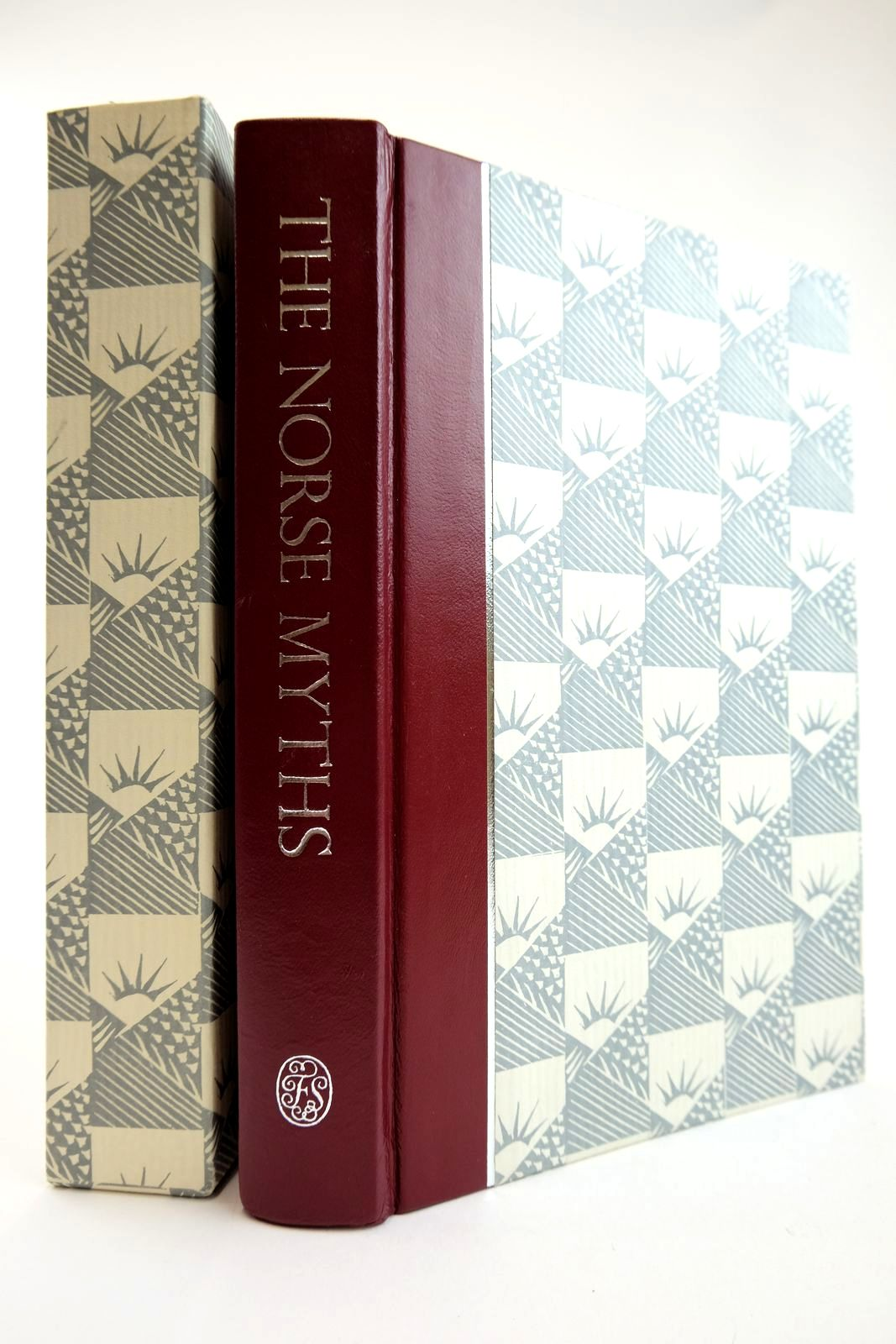 Photo of THE NORSE MYTHS written by Crossley-Holland, Kevin illustrated by Lydbury, Jane published by Folio Society (STOCK CODE: 2132375)  for sale by Stella & Rose's Books