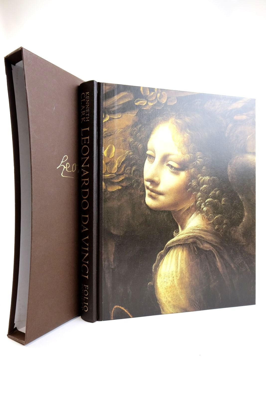 Photo of LEONARDO DA VINCI written by Clark, Kenneth illustrated by Da Vinci, Leonardo published by Folio Society (STOCK CODE: 2132382)  for sale by Stella & Rose's Books