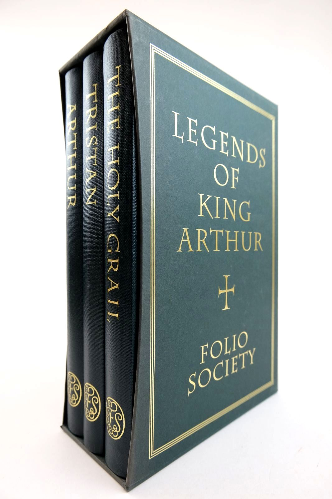 Photo of LEGENDS OF KING ARTHUR (3 VOLUME SET)- Stock Number: 2132384