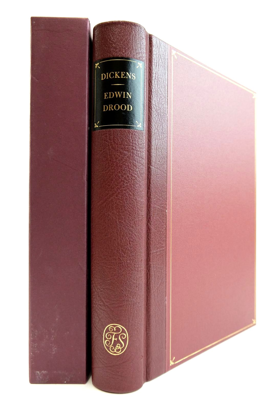 Photo of THE MYSTERY OF EDWIN DROOD written by Dickens, Charles illustrated by Fildes, Luke published by Folio Society (STOCK CODE: 2132390)  for sale by Stella & Rose's Books