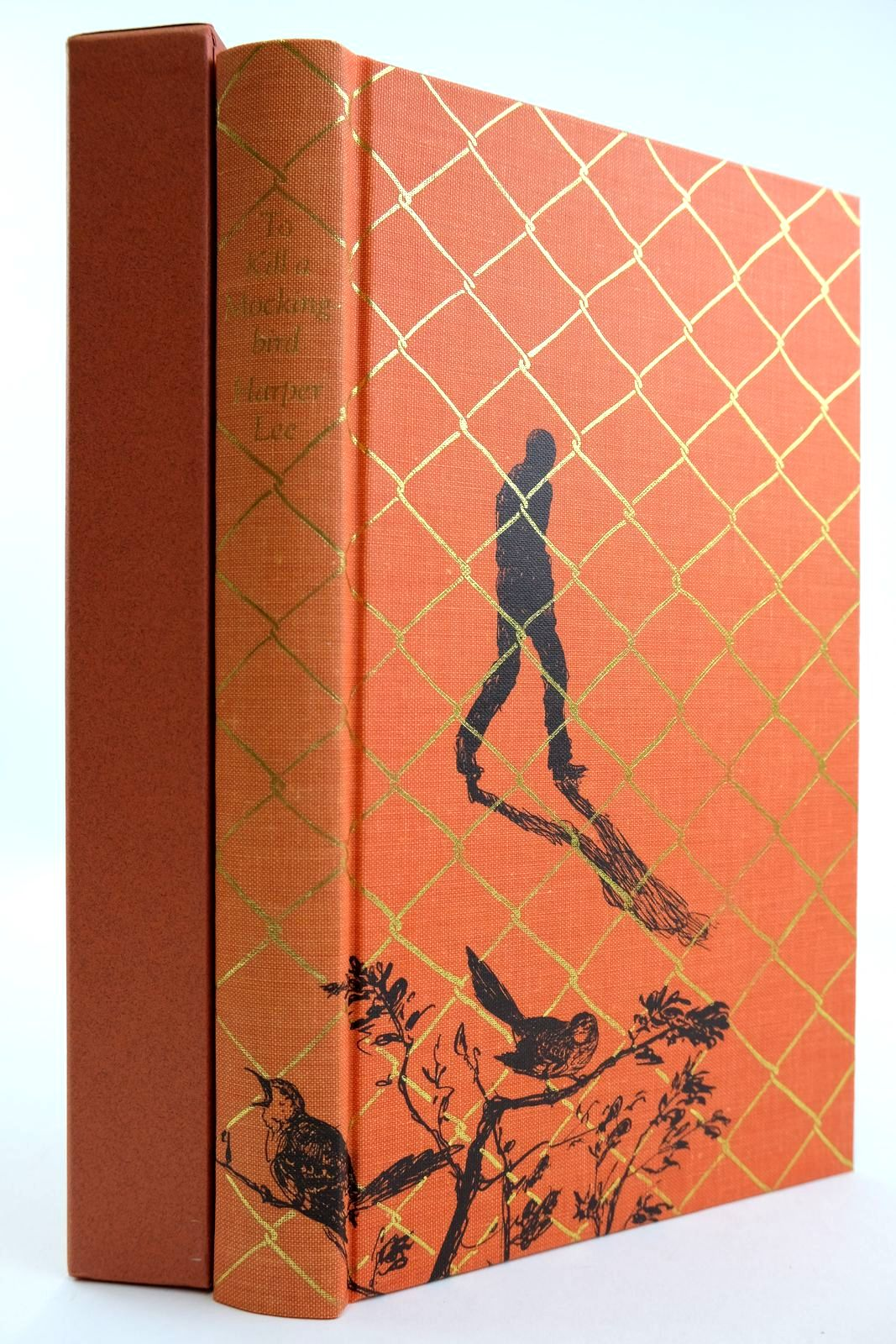 Photo of TO KILL A MOCKINGBIRD written by Lee, Harper illustrated by Brouwer, Aafke published by Folio Society (STOCK CODE: 2132391)  for sale by Stella & Rose's Books
