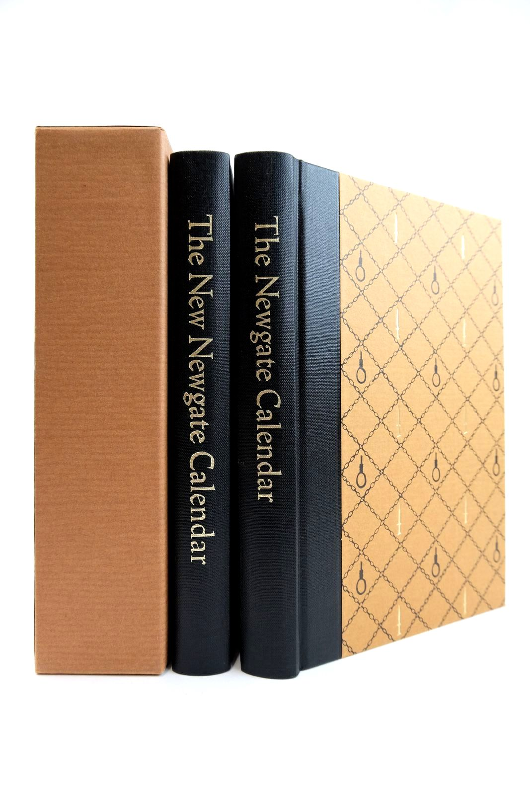 Photo of THE NEWGATE CALENDAR & THE NEW NEWGATE CALENDAR (2 VOLUMES) written by Birkett, Norman published by Folio Society (STOCK CODE: 2132395)  for sale by Stella & Rose's Books