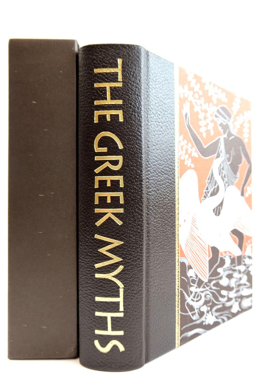 Photo of THE GREEK MYTHS