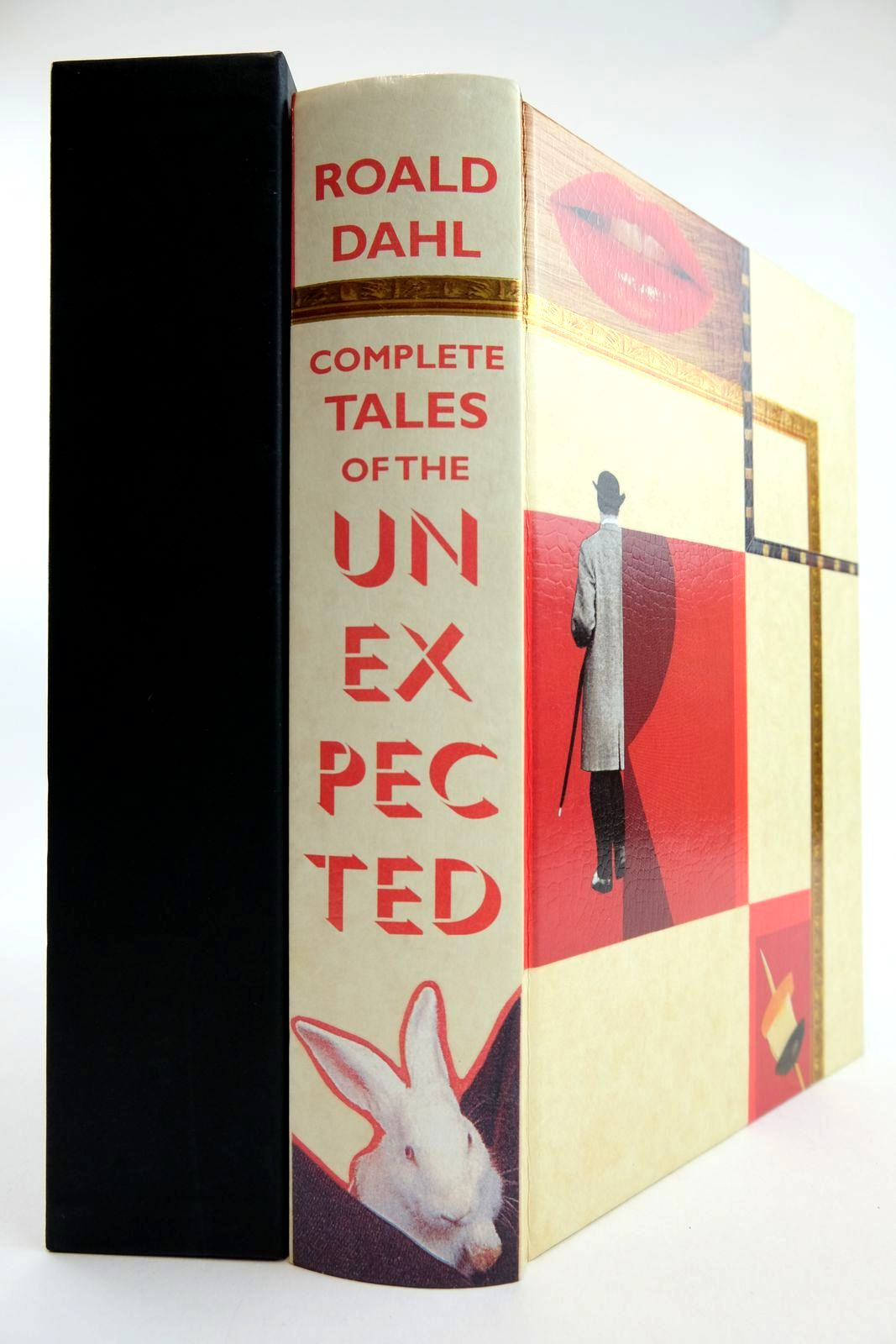 Photo of THE COMPLETE TALES OF THE UNEXPECTED AND OTHER STORIES