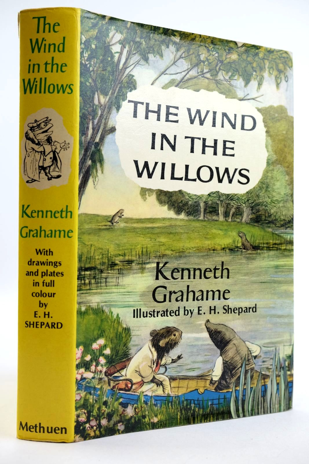 Photo of THE WIND IN THE WILLOWS- Stock Number: 2132404