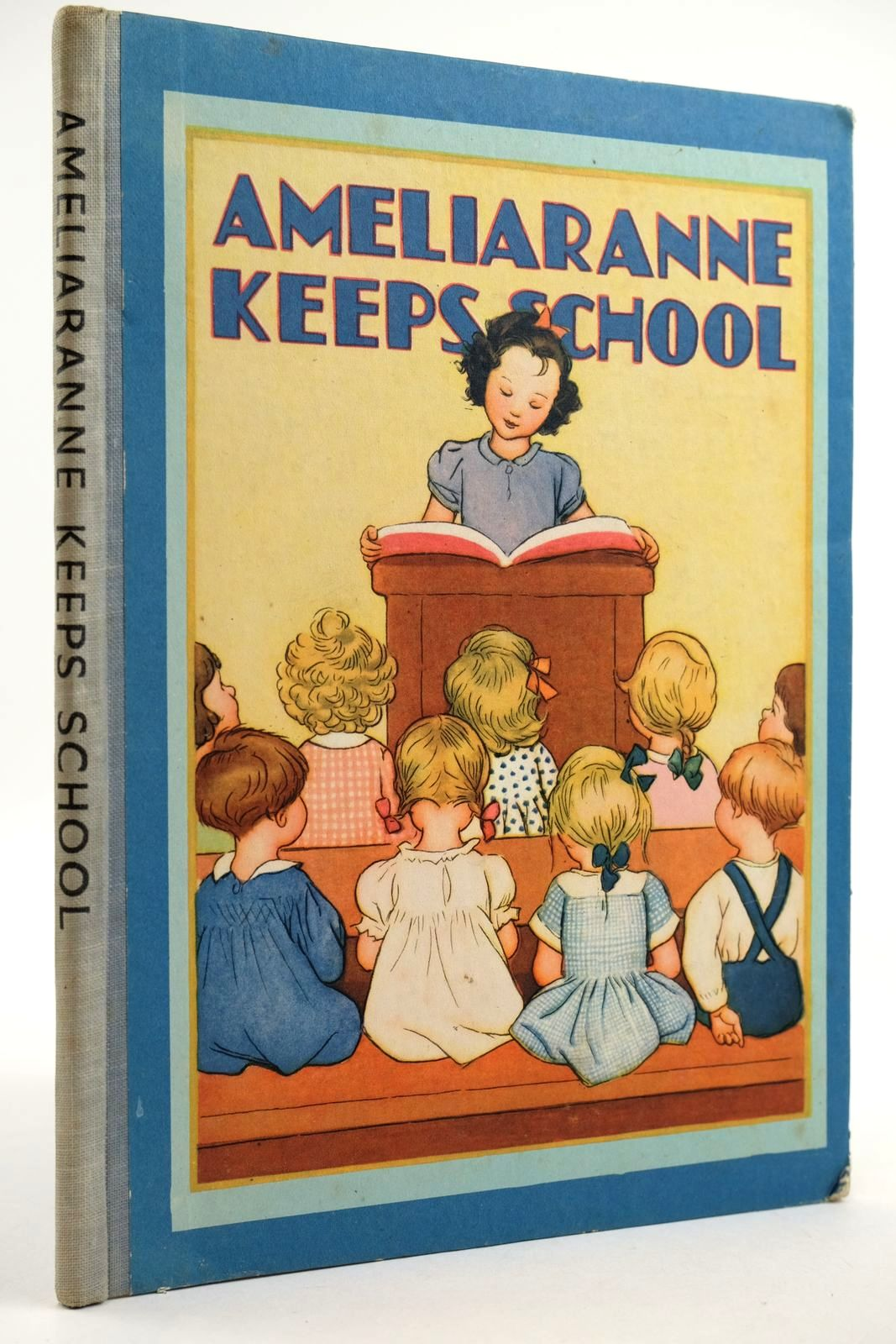 Photo of AMELIARANNE KEEPS SCHOOL- Stock Number: 2132406