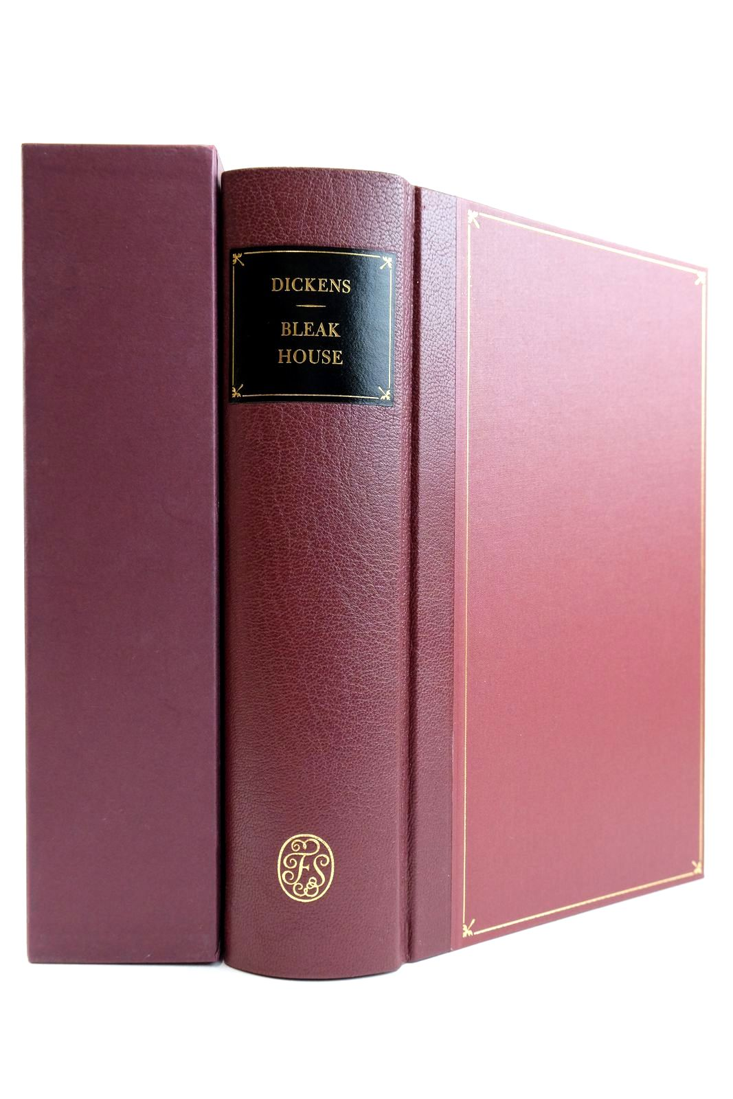 Photo of BLEAK HOUSE written by Dickens, Charles illustrated by Phiz,  published by Folio Society (STOCK CODE: 2132424)  for sale by Stella & Rose's Books
