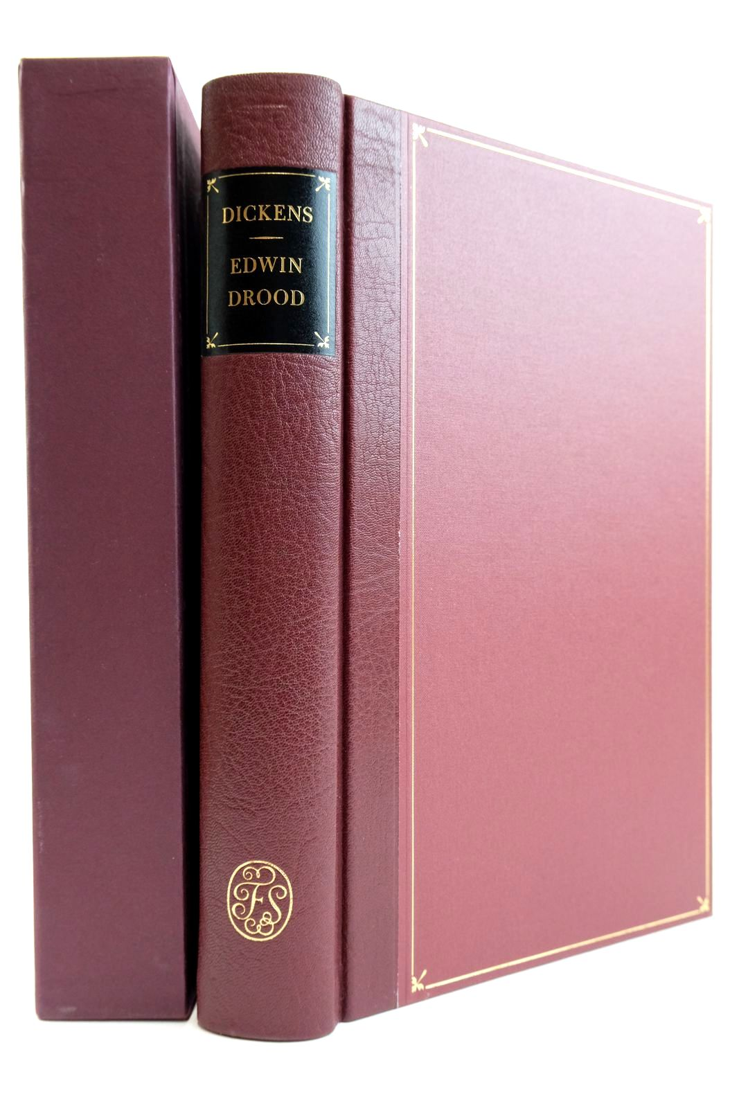Photo of THE MYSTERY OF EDWIN DROOD written by Dickens, Charles illustrated by Fildes, Luke published by Folio Society (STOCK CODE: 2132425)  for sale by Stella & Rose's Books