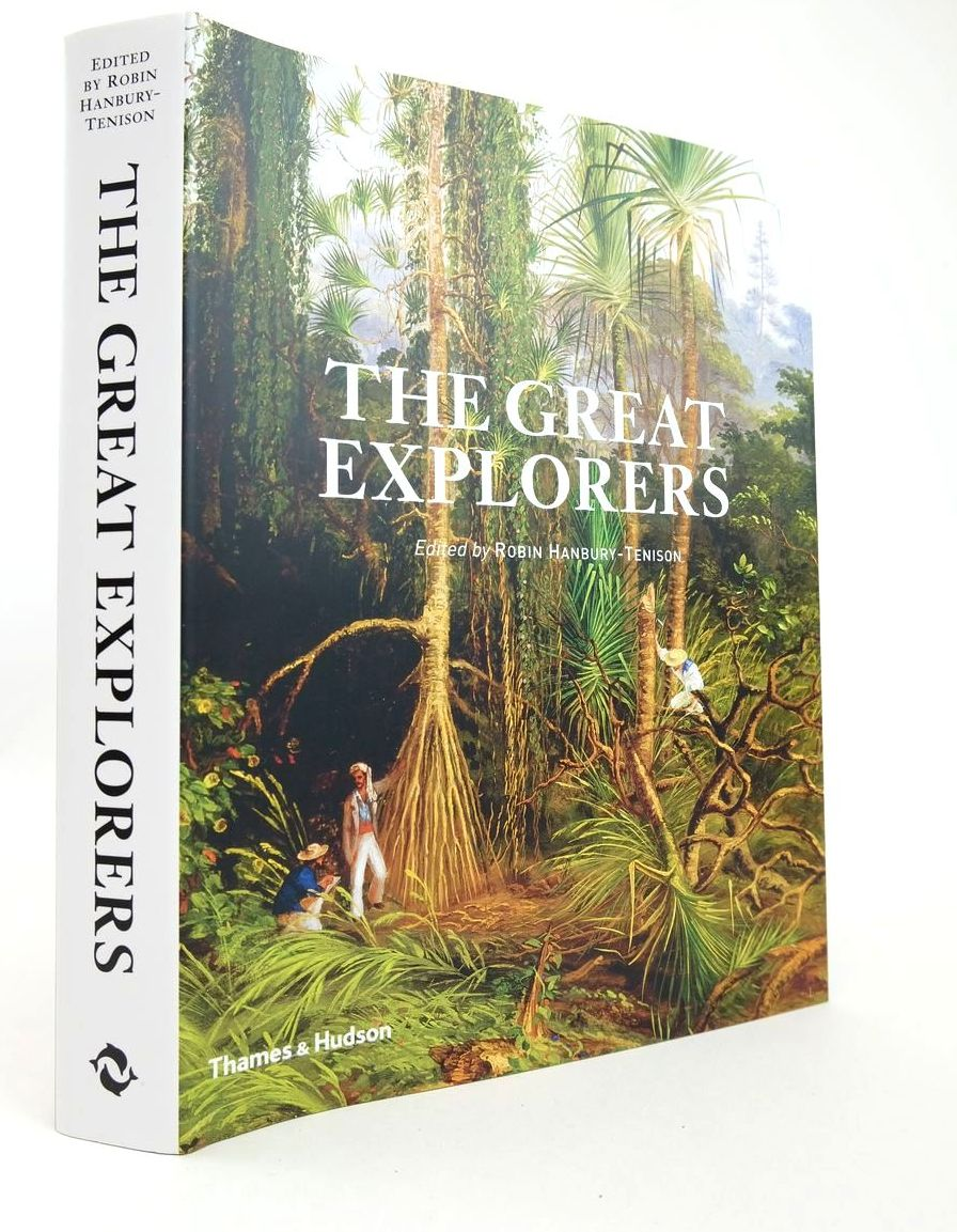 Photo of THE GREAT EXPLORERS written by Hanbury-Tenison, Robin published by Thames and Hudson (STOCK CODE: 2132435)  for sale by Stella & Rose's Books
