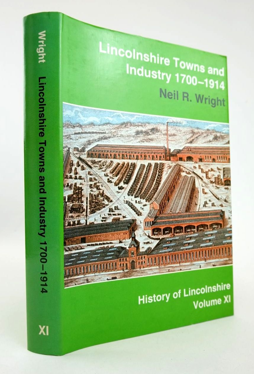 Photo of LINCOLNSHIRE TOWNS AND INDUSTRY 1700-1914- Stock Number: 2132440