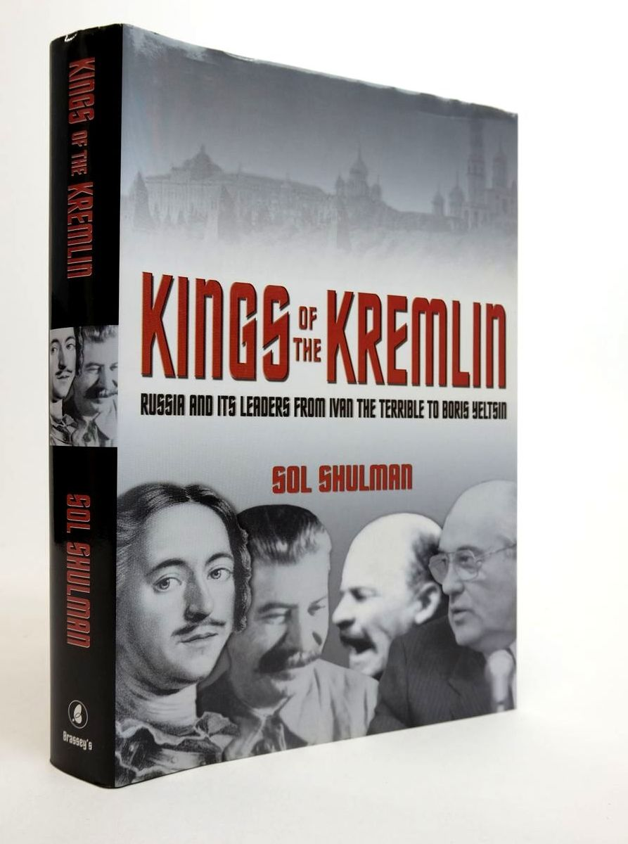 Photo of KINGS OF THE KREMLIN written by Schulman, Sol published by Brassey's (STOCK CODE: 2132444)  for sale by Stella & Rose's Books