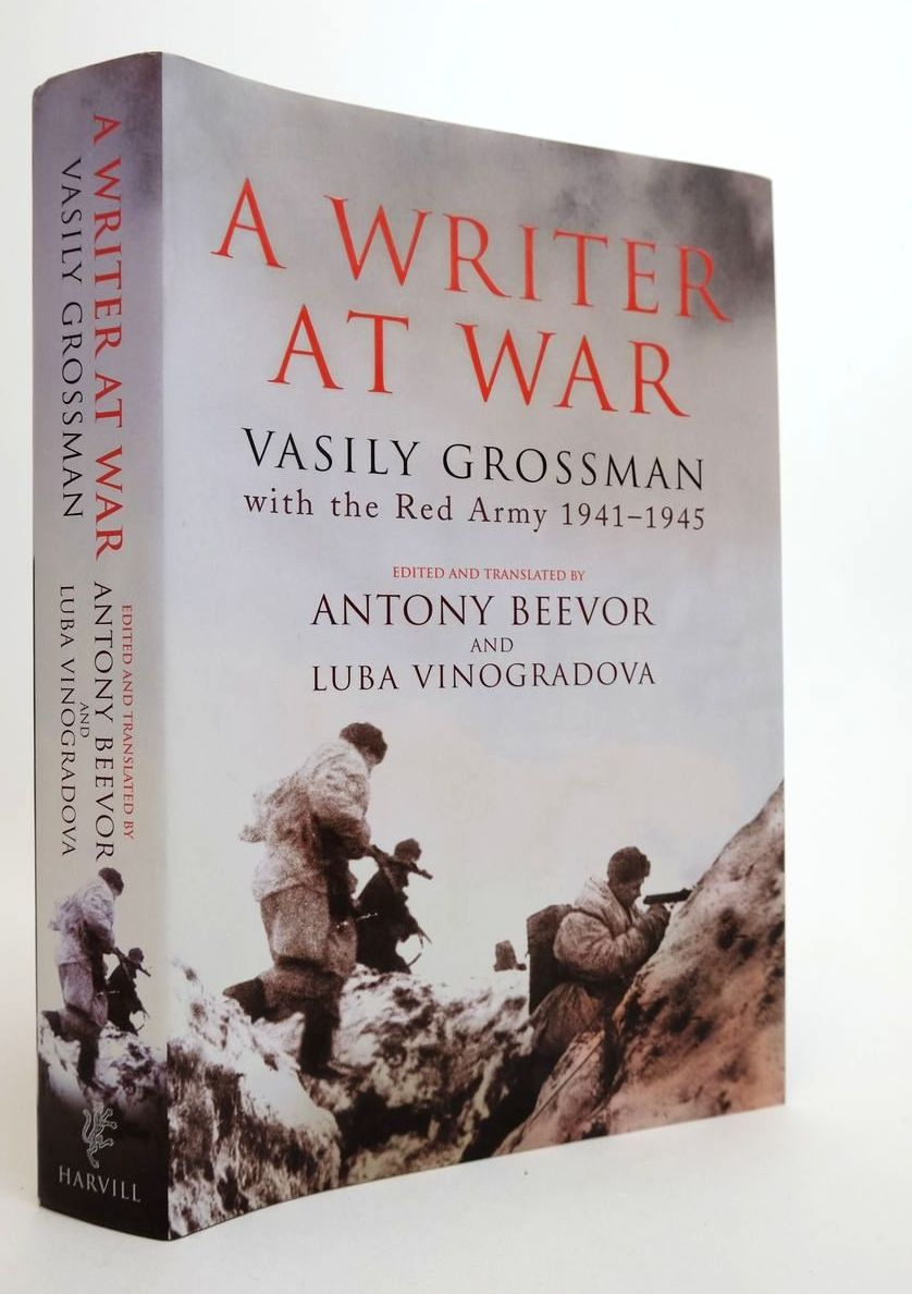 Photo of A WRITER AT WAR written by Grossman, Vasily Beevor, Antony Vinogradova, Lyuba published by The Harvill Press (STOCK CODE: 2132446)  for sale by Stella & Rose's Books