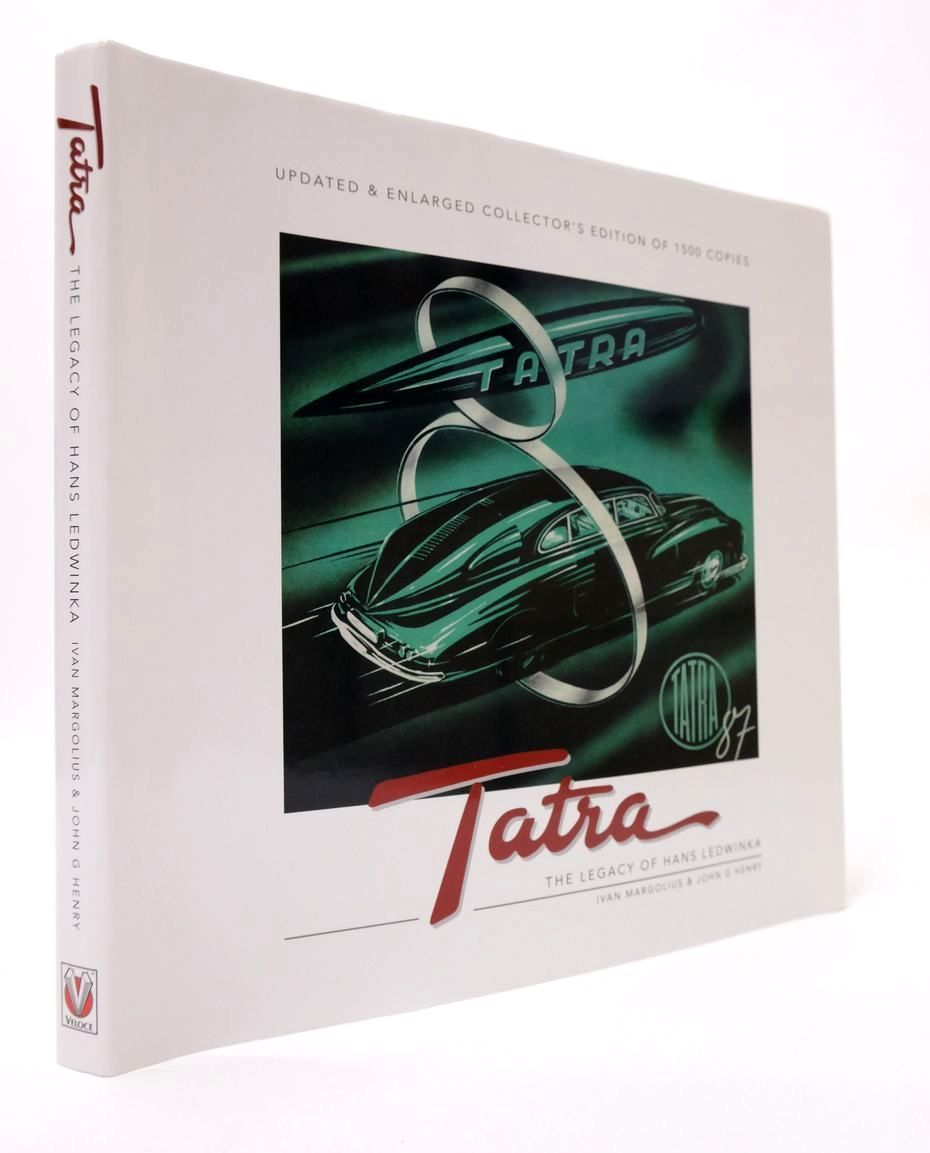 Photo of TATRA THE LEGACY OF HANS LEDWINKA written by Margolius, Ivan Henry, John G. published by Veloce Publishing (STOCK CODE: 2132448)  for sale by Stella & Rose's Books