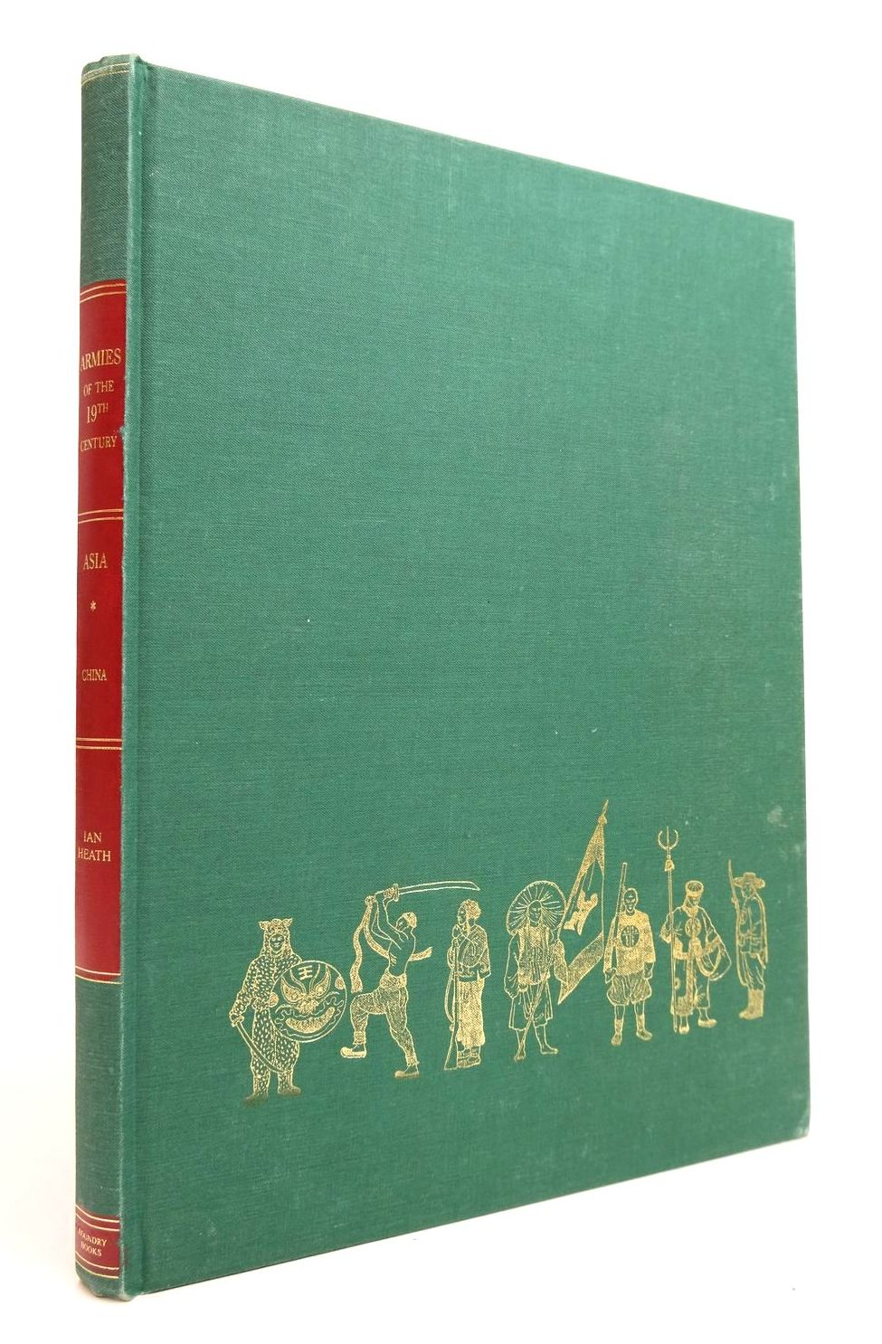 Photo of ARMIES OF THE NINETEENTH CENTURY: ASIA VOLUME 2 written by Heath, Ian published by Foundry Books (STOCK CODE: 2132455)  for sale by Stella & Rose's Books