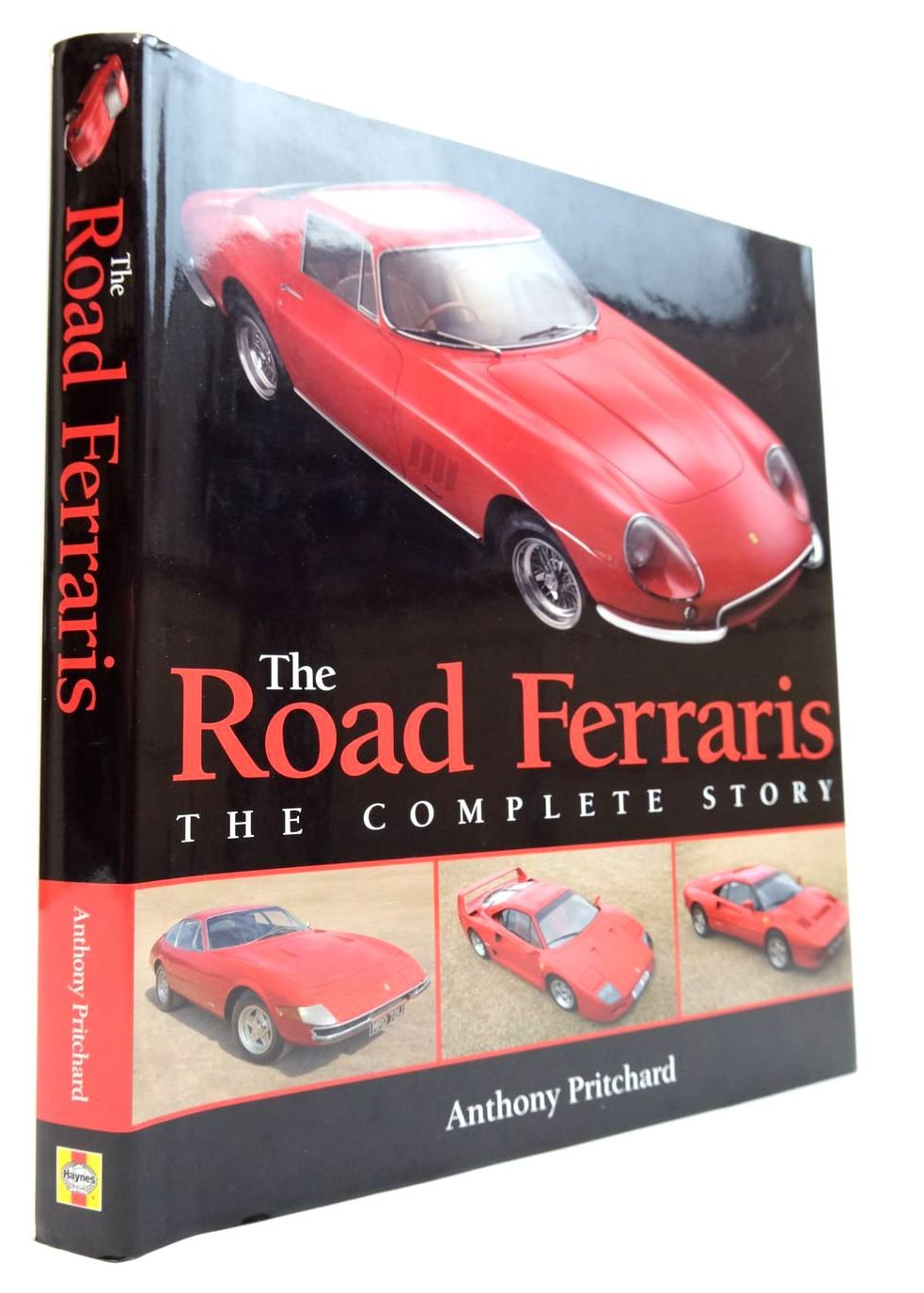 Photo of THE ROAD FERRARIS THE COMPLETE STORY- Stock Number: 2132458